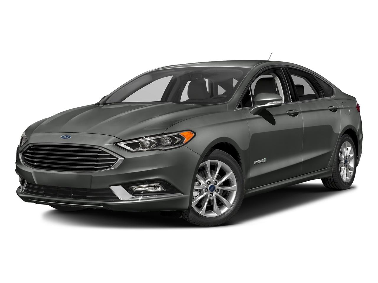 2017 Ford Fusion Vehicle Photo in Columbia, TN 38401