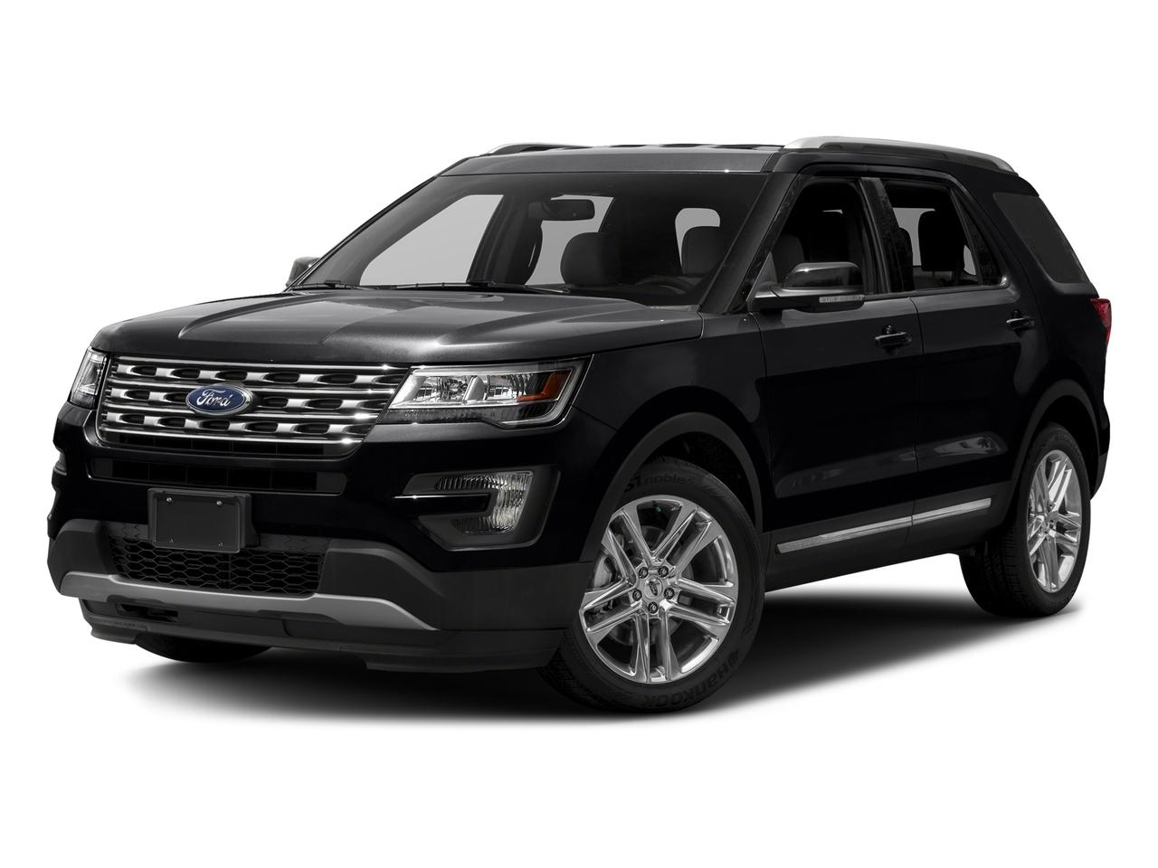 2017 Ford Explorer Vehicle Photo in San Antonio, TX 78257