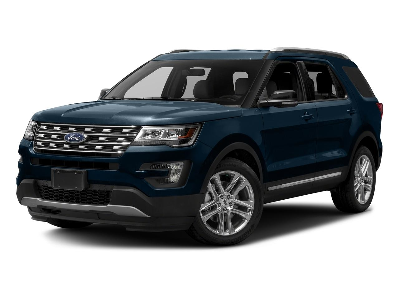 2017 Ford Explorer Vehicle Photo in Brockton, MA 02301