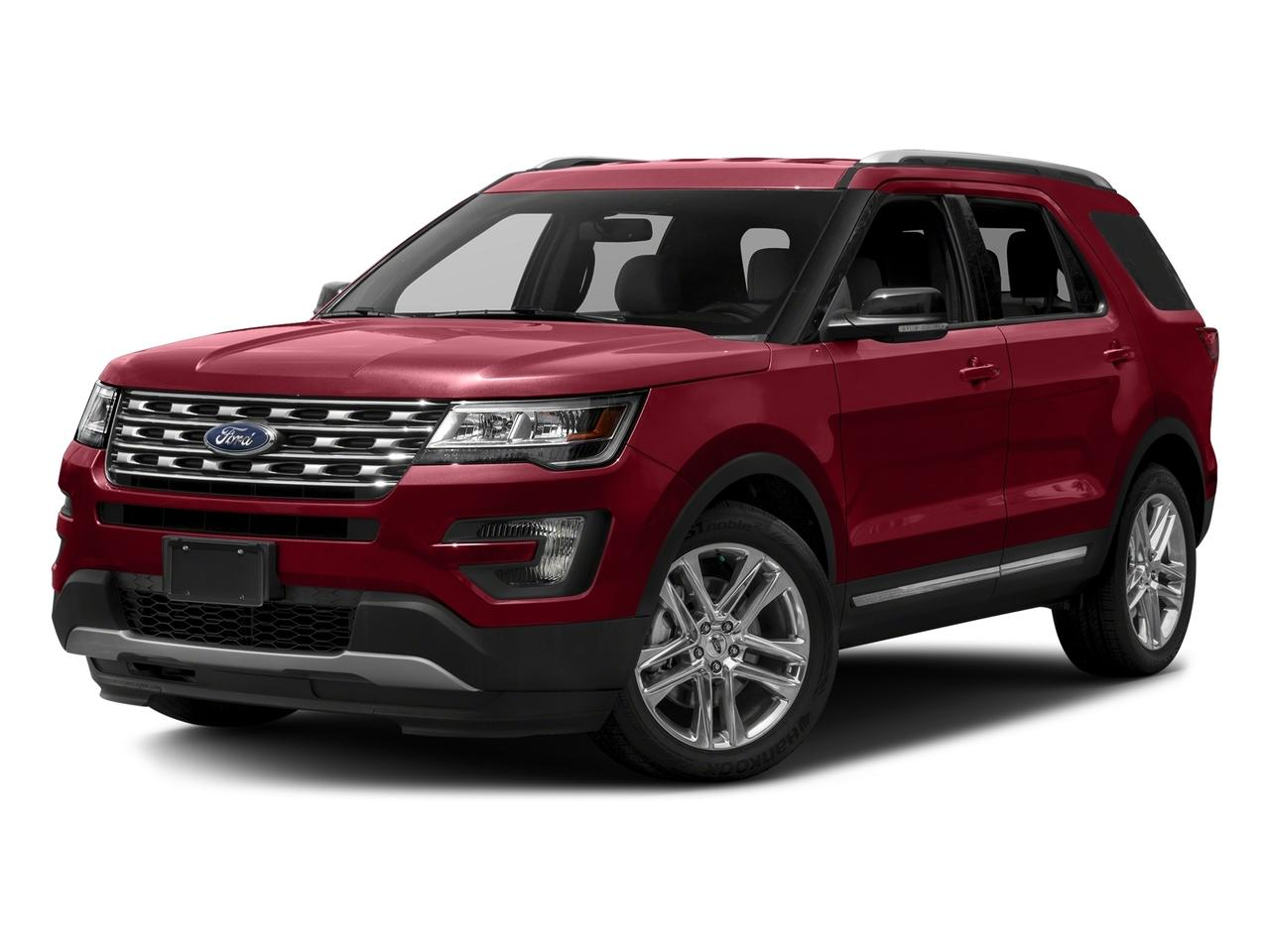 2017 Ford Explorer Vehicle Photo in El Paso, TX 79936
