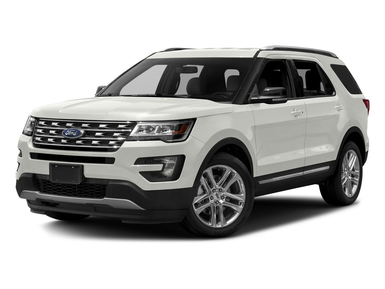 2017 Ford Explorer Vehicle Photo in Owensboro, KY 42303