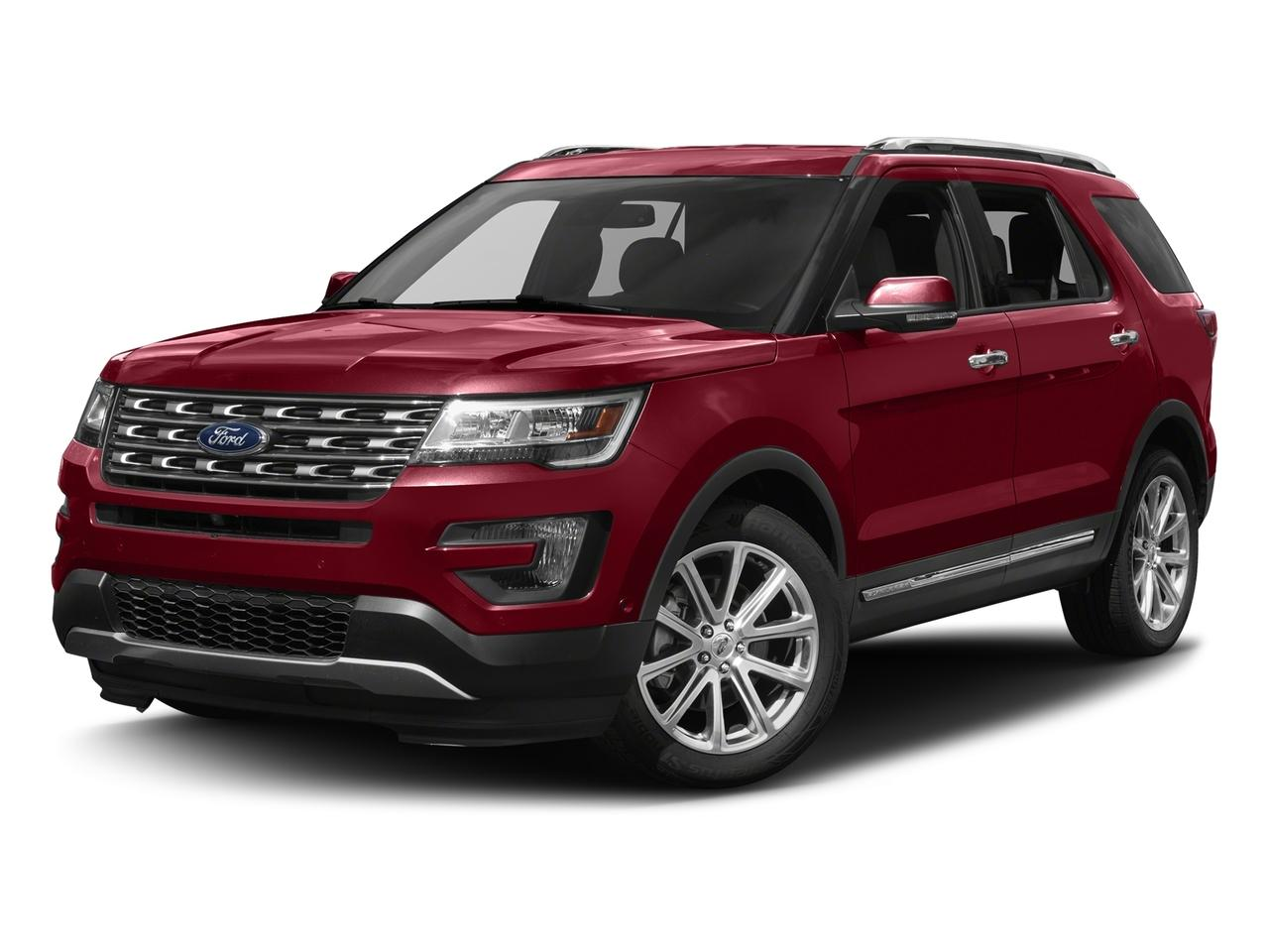 2017 Ford Explorer Vehicle Photo in Austin, TX 78759