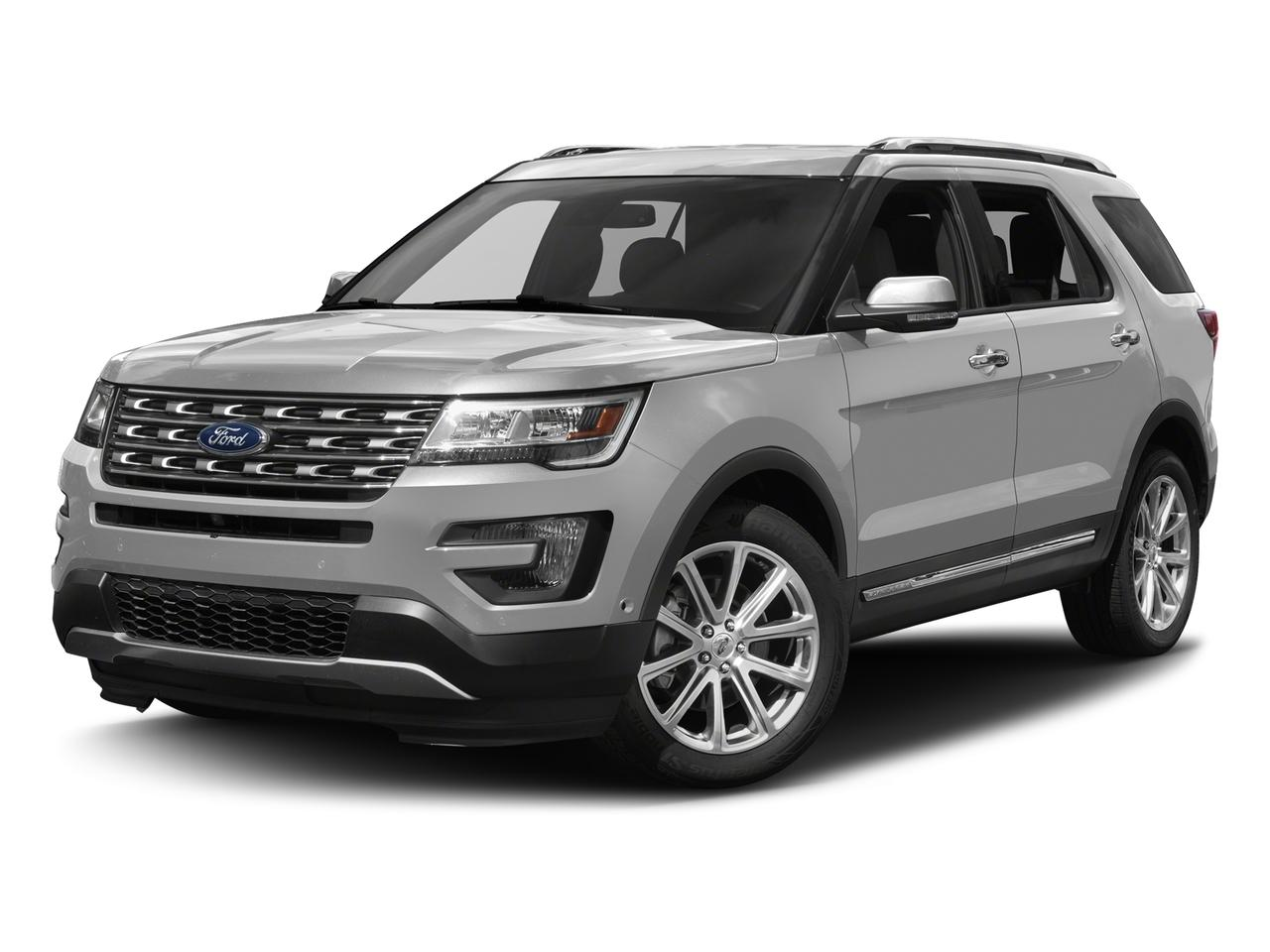 2017 Ford Explorer Vehicle Photo in Medina, OH 44256