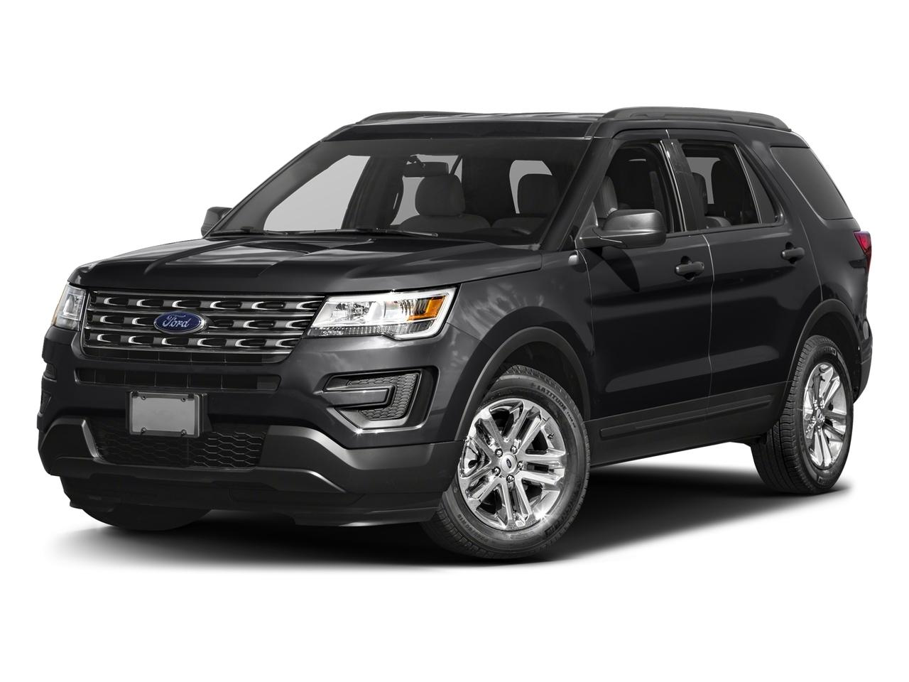 2017 Ford Explorer Vehicle Photo in Ocala, FL 34474
