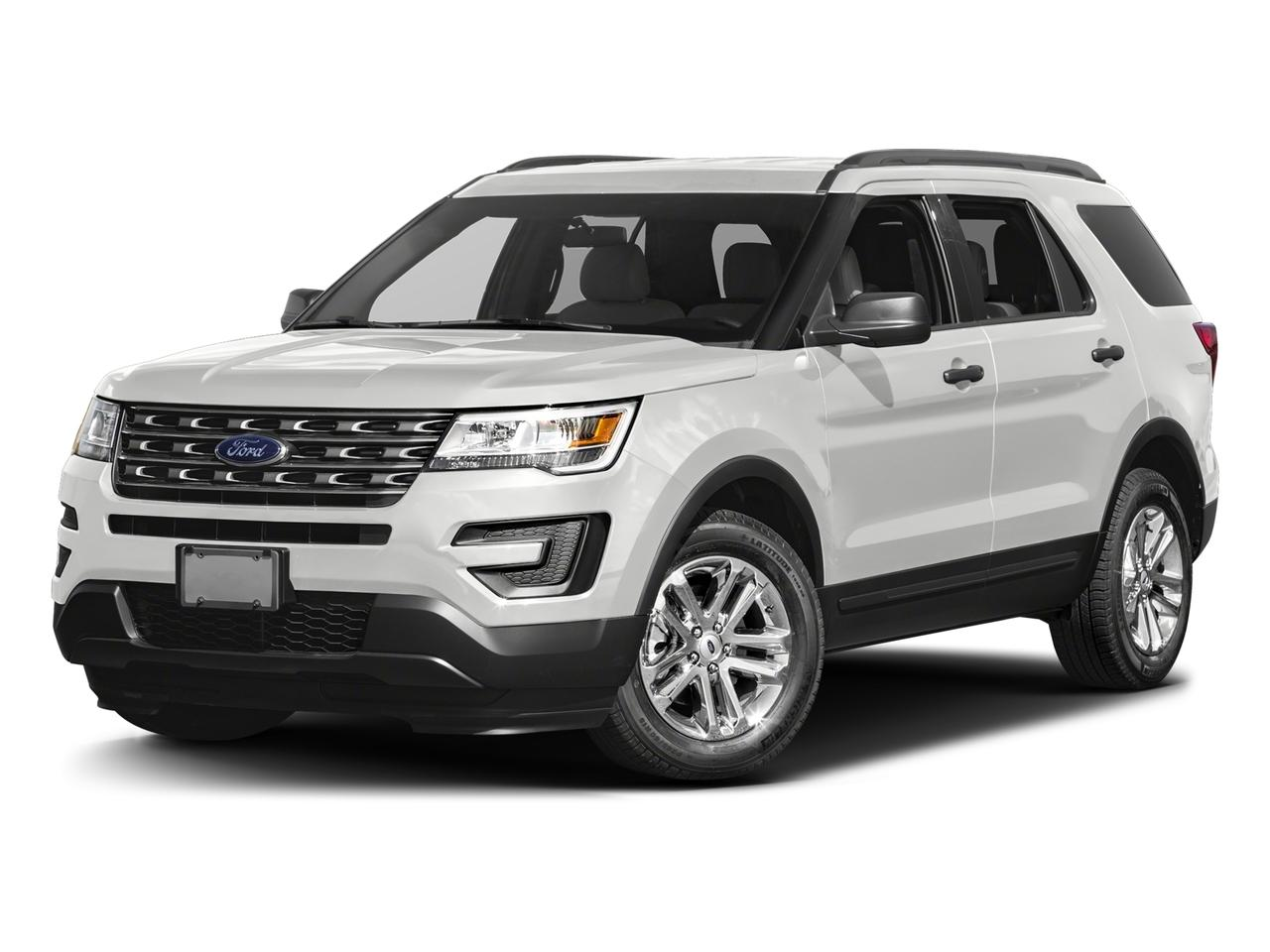 2017 Ford Explorer Vehicle Photo in Temple, TX 76502