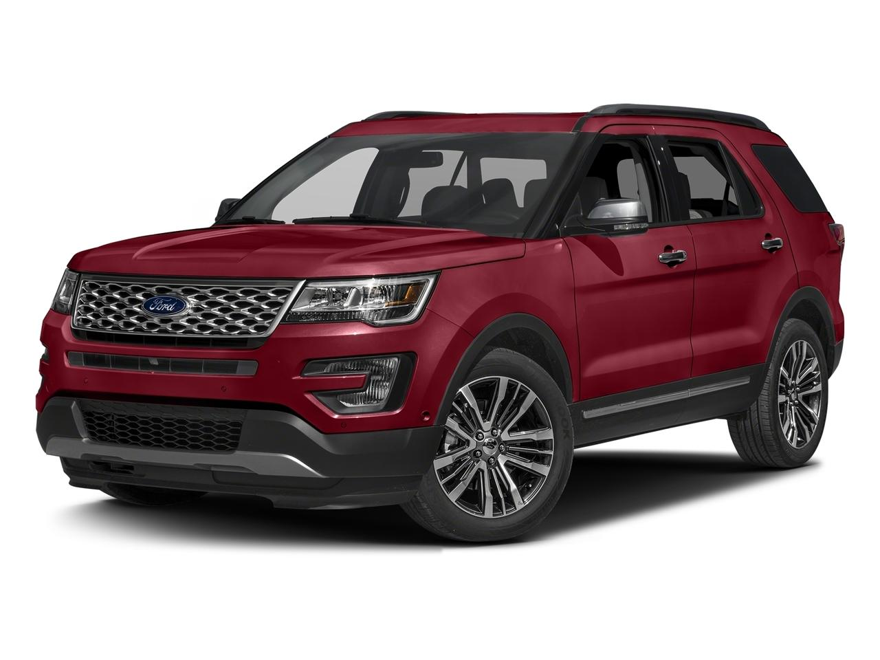 2017 Ford Explorer Vehicle Photo in Anchorage, AK 99515