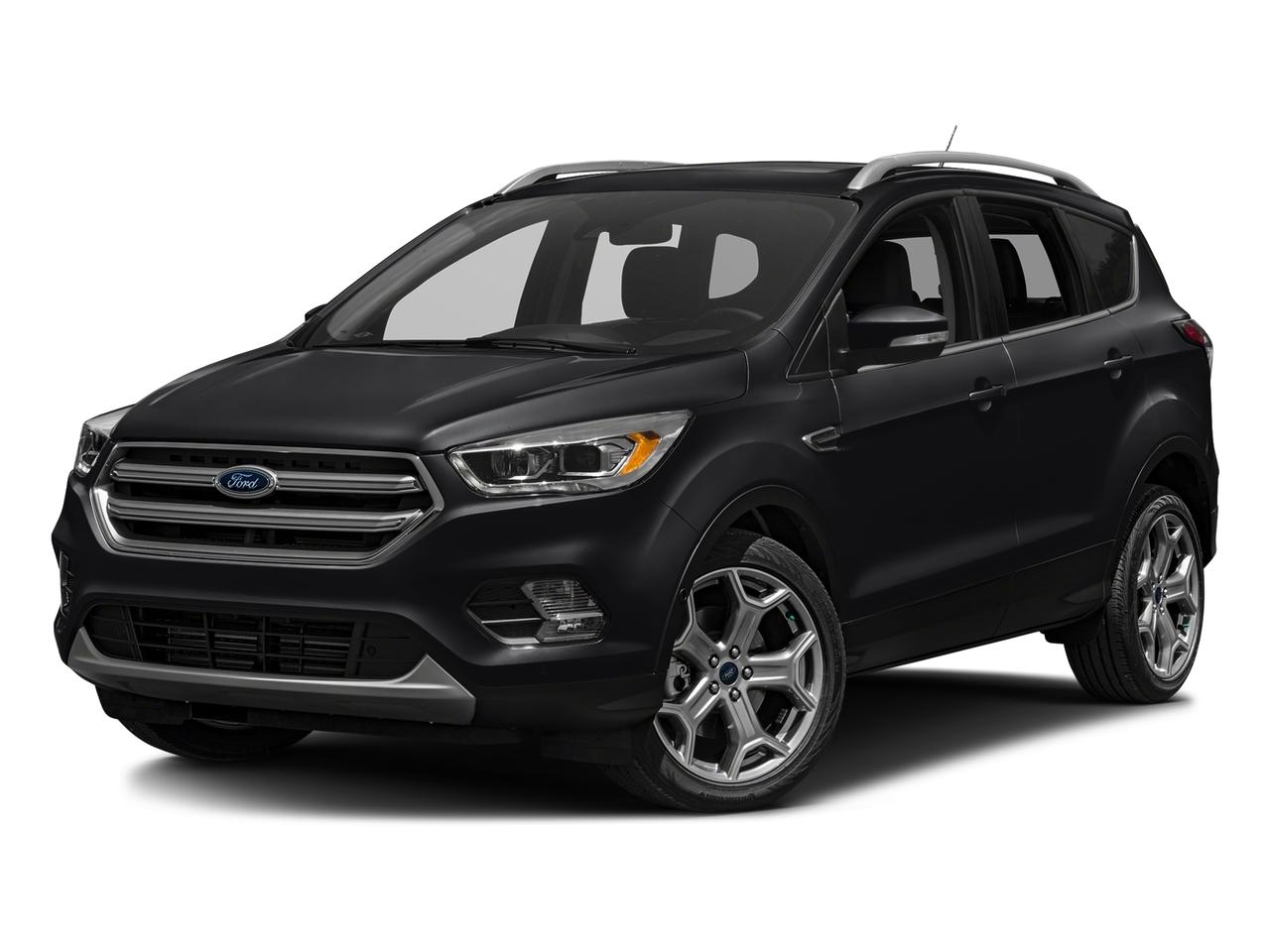 2017 Ford Escape Vehicle Photo in Columbus, GA 31904