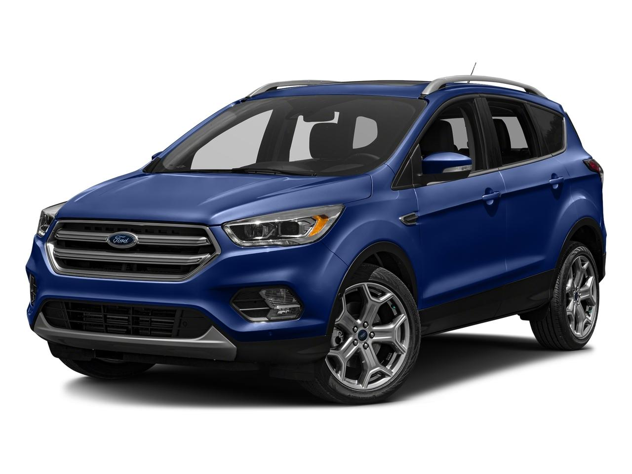 2017 Ford Escape Vehicle Photo in Houston, TX 77074
