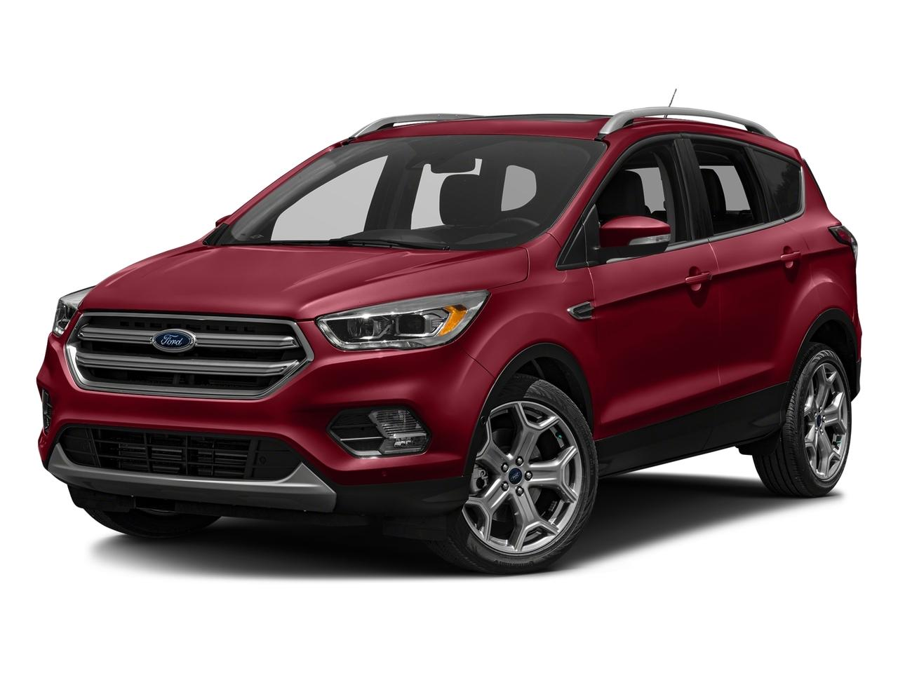 2017 Ford Escape Vehicle Photo in Akron, OH 44320