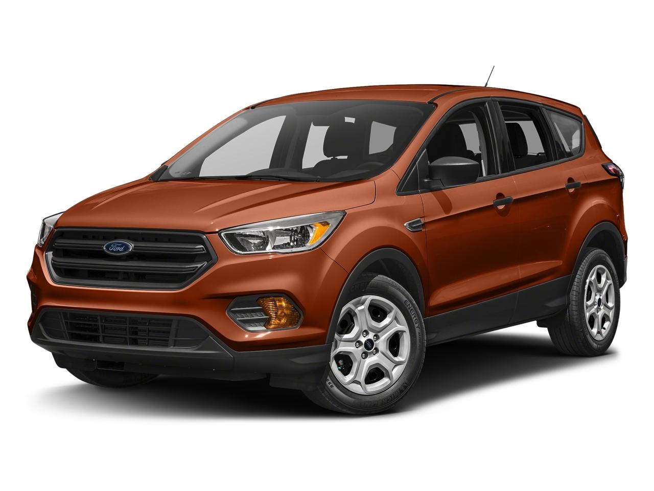 2017 Ford Escape Vehicle Photo in Colorado Springs, CO 80920