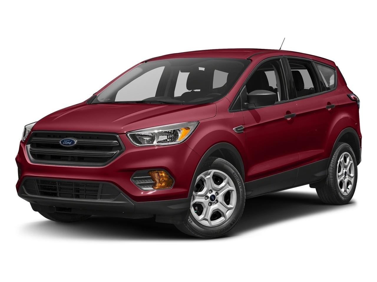 2017 Ford Escape Vehicle Photo in Arlington, TX 76011