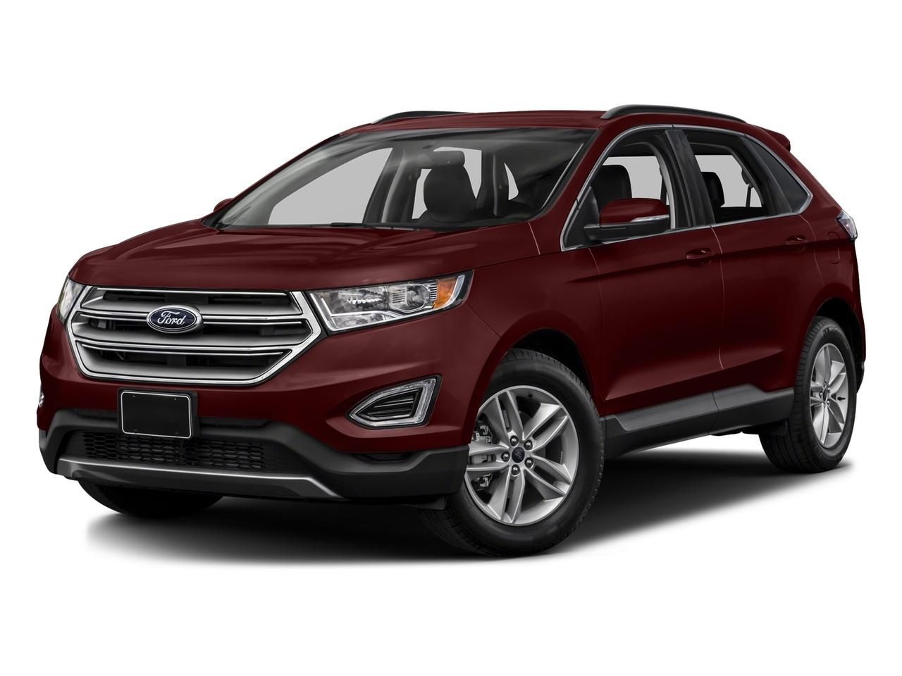 2017 Ford Edge Vehicle Photo in Elyria, OH 44035