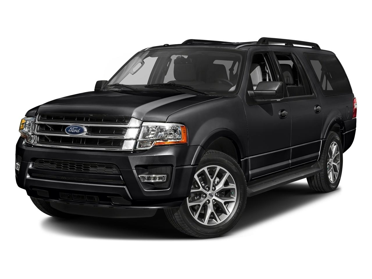 2017 Ford Expedition EL Vehicle Photo in San Angelo, TX 76901