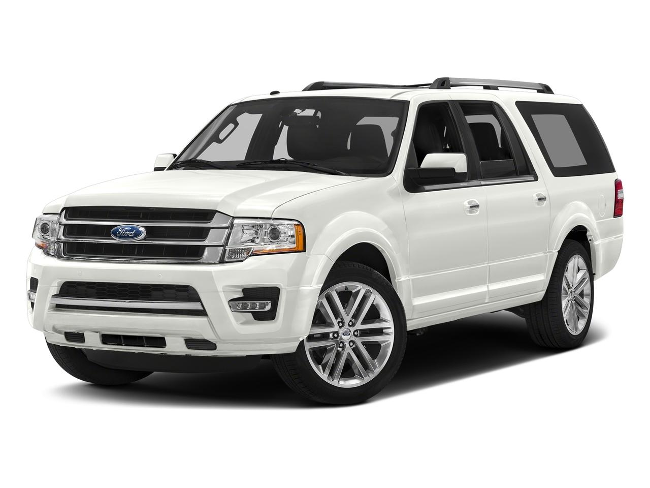 2017 Ford Expedition EL Vehicle Photo in Houston, TX 77074