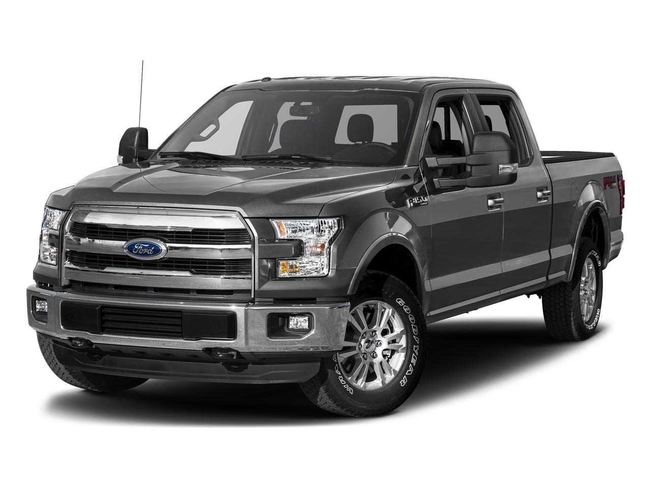 2017 Ford F-150 Vehicle Photo in Odessa, TX 79762