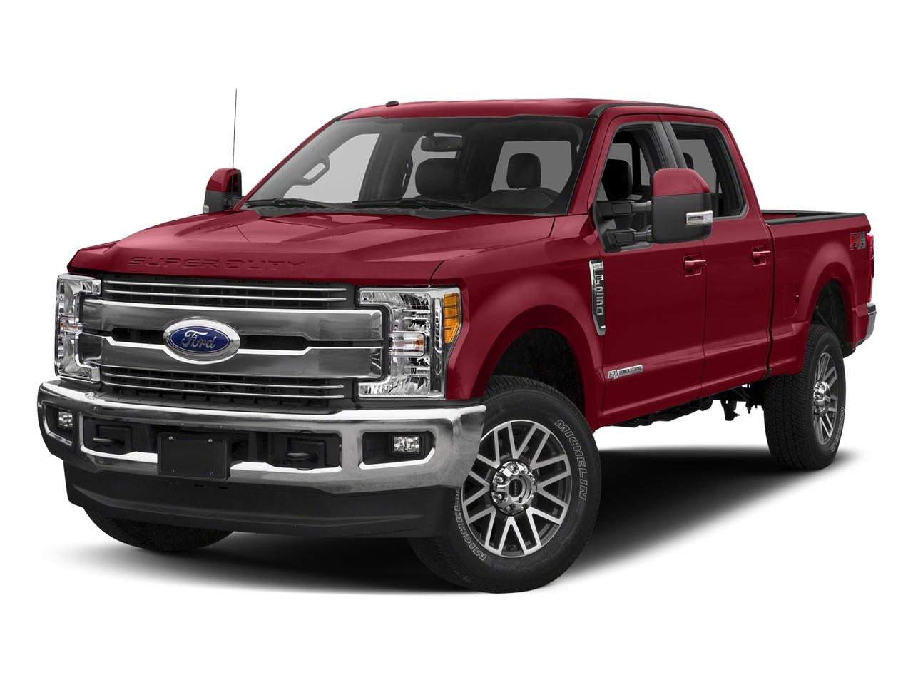 2017 Ford Super Duty F-250 SRW Vehicle Photo in Colorado Springs, CO 80920