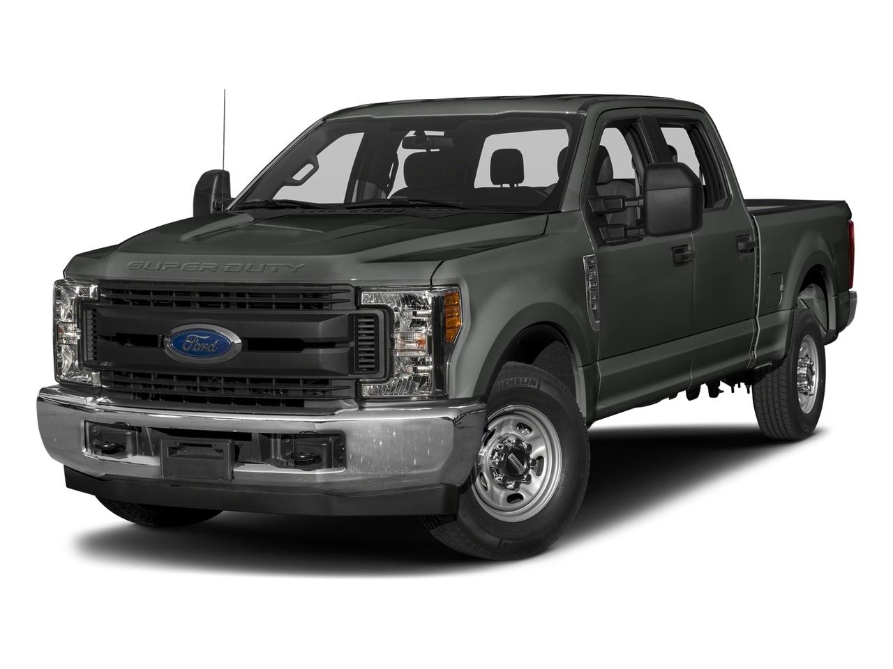 2017 Ford Super Duty F-350 SRW Vehicle Photo in San Antonio, TX 78257