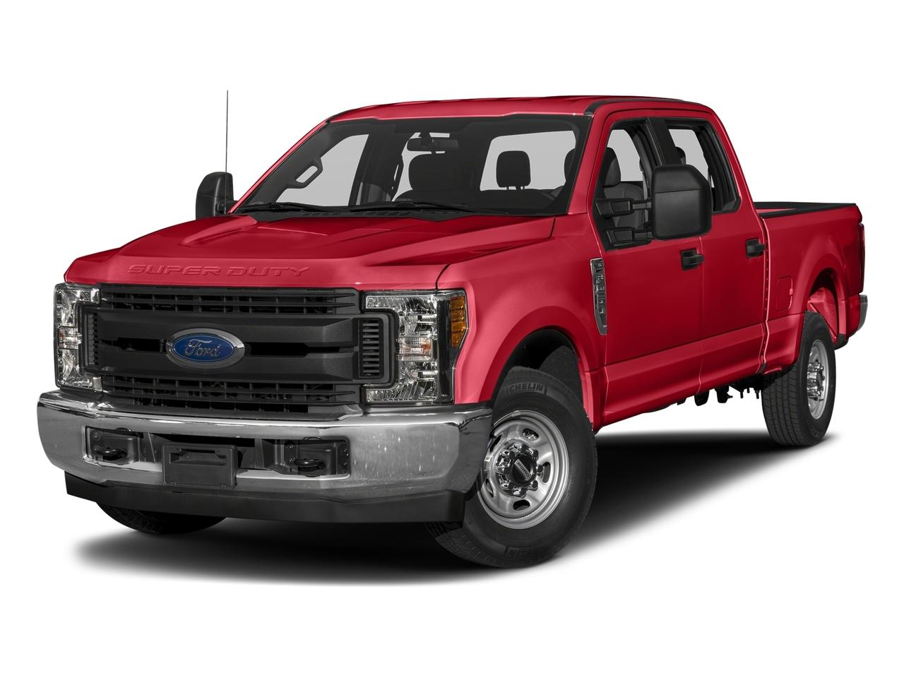 2017 Ford Super Duty F-350 SRW Vehicle Photo in Boston, NY 14025