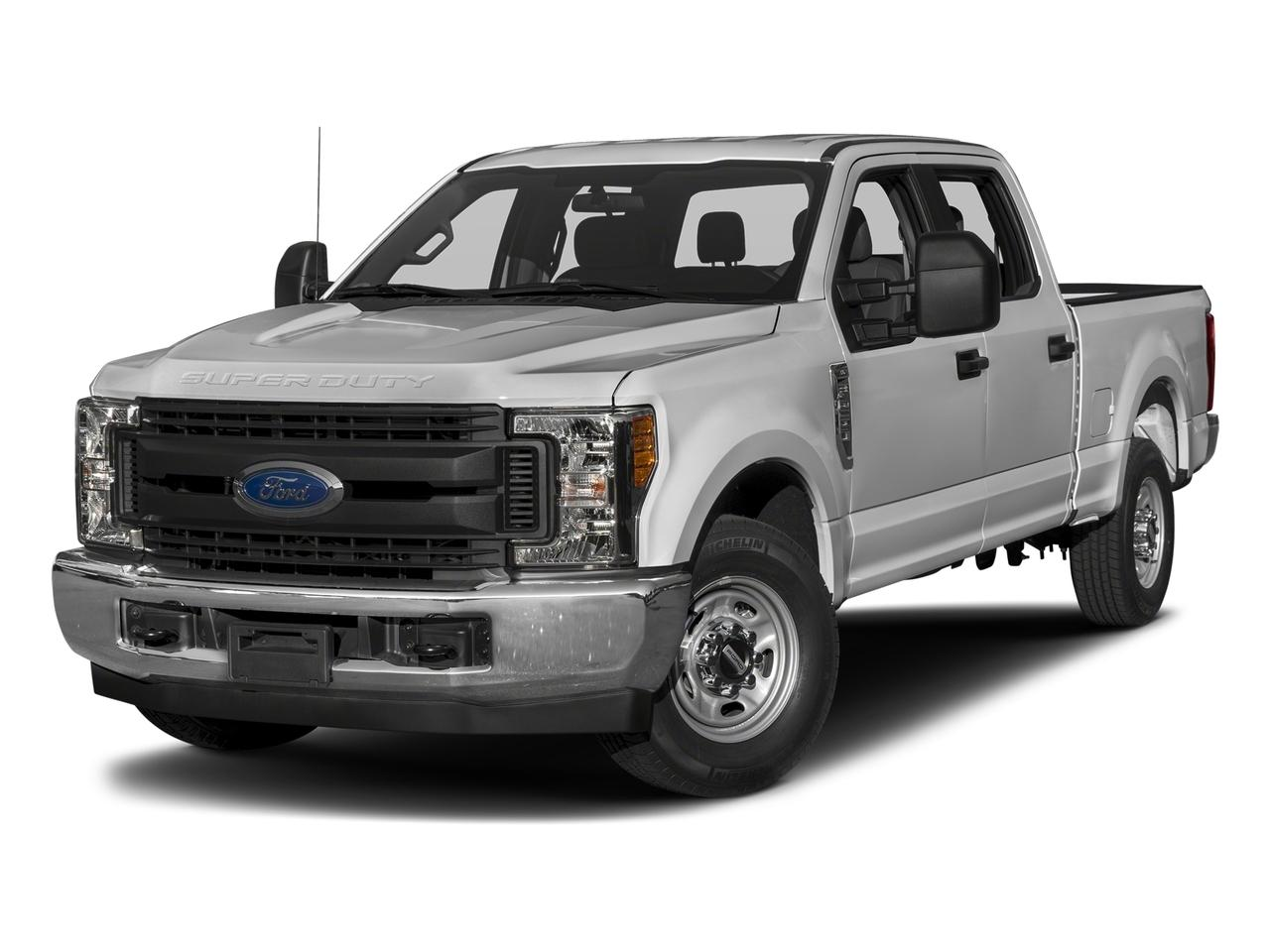 2017 Ford Super Duty F-350 SRW Vehicle Photo in Gainesville, TX 76240