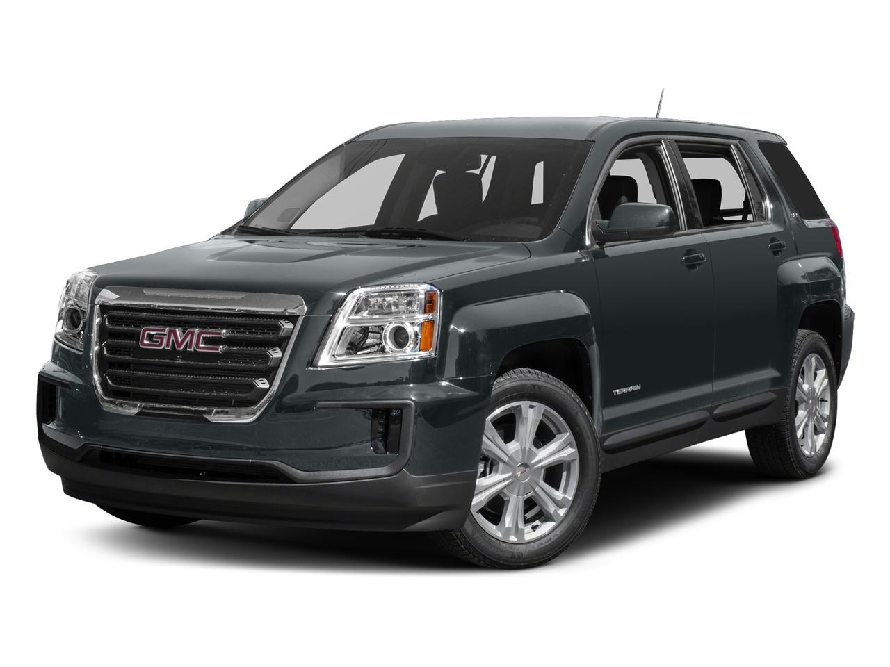 2017 GMC Terrain Vehicle Photo in Lees Summit, MO 64086