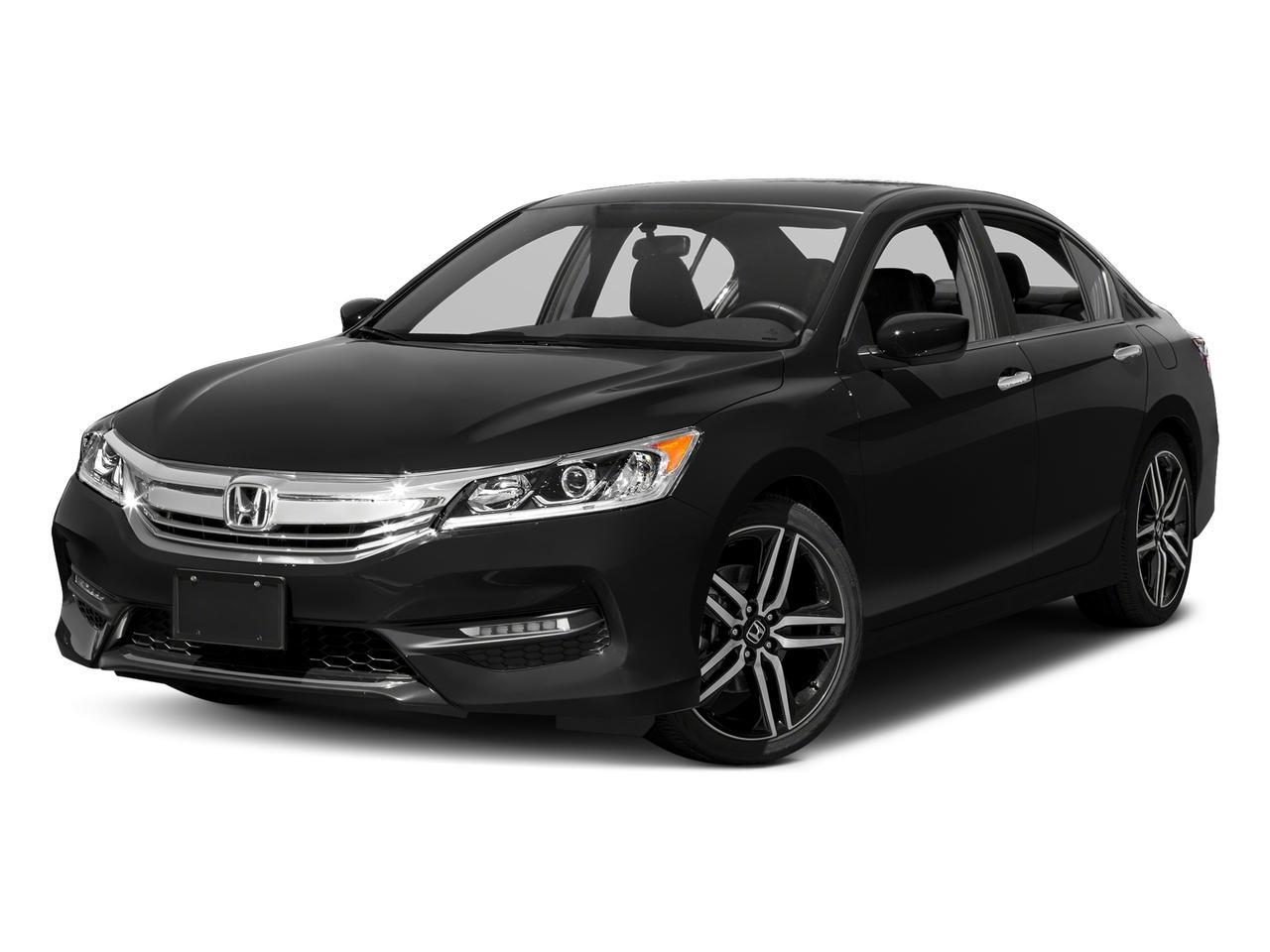 2017 Honda Accord Sedan Vehicle Photo in Houston, TX 77074