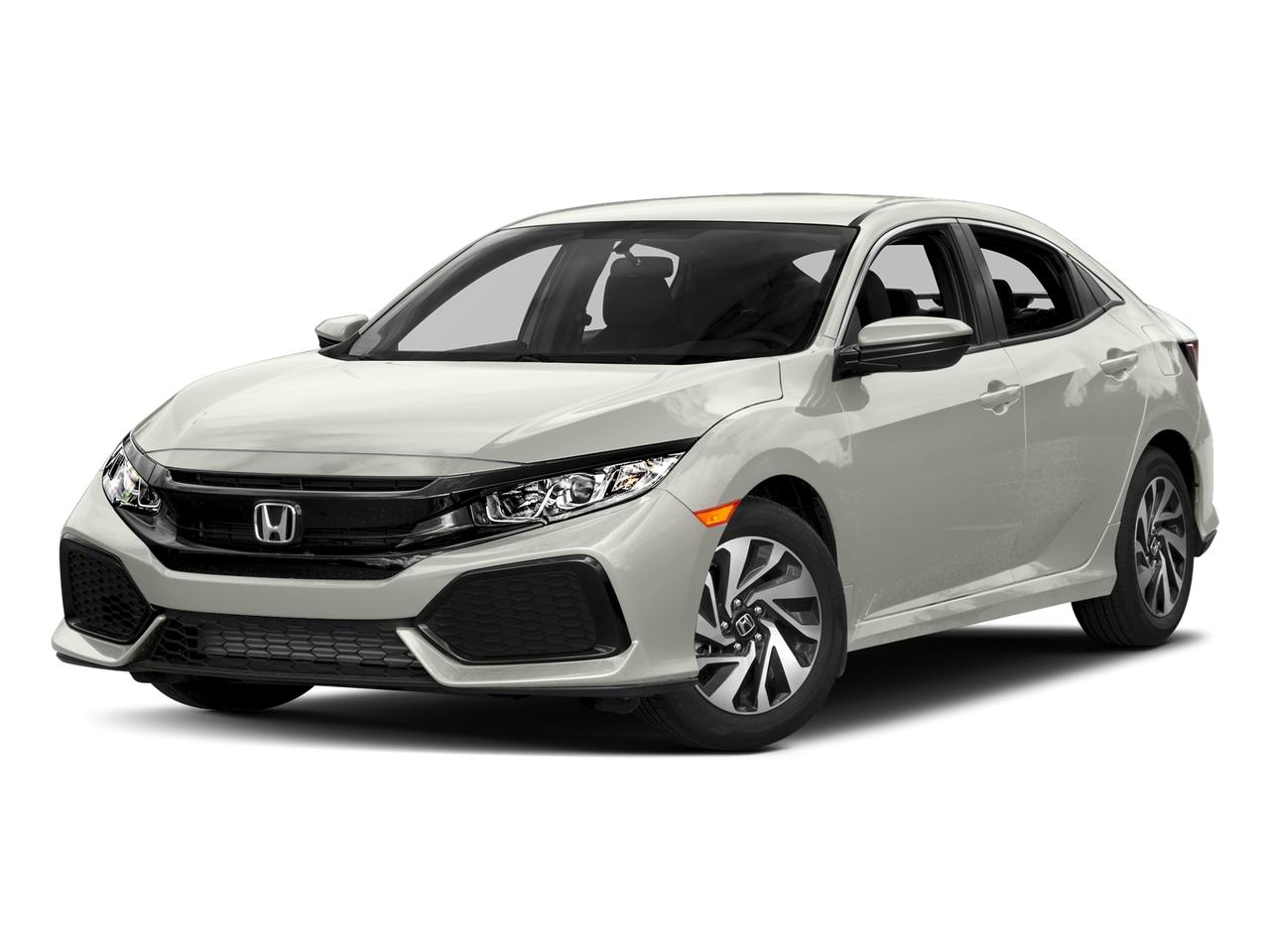 2017 Honda Civic Hatchback Vehicle Photo in San Antonio, TX 78238