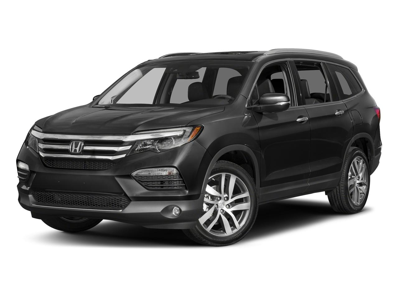 2017 Honda Pilot Vehicle Photo in Spokane, WA 99207