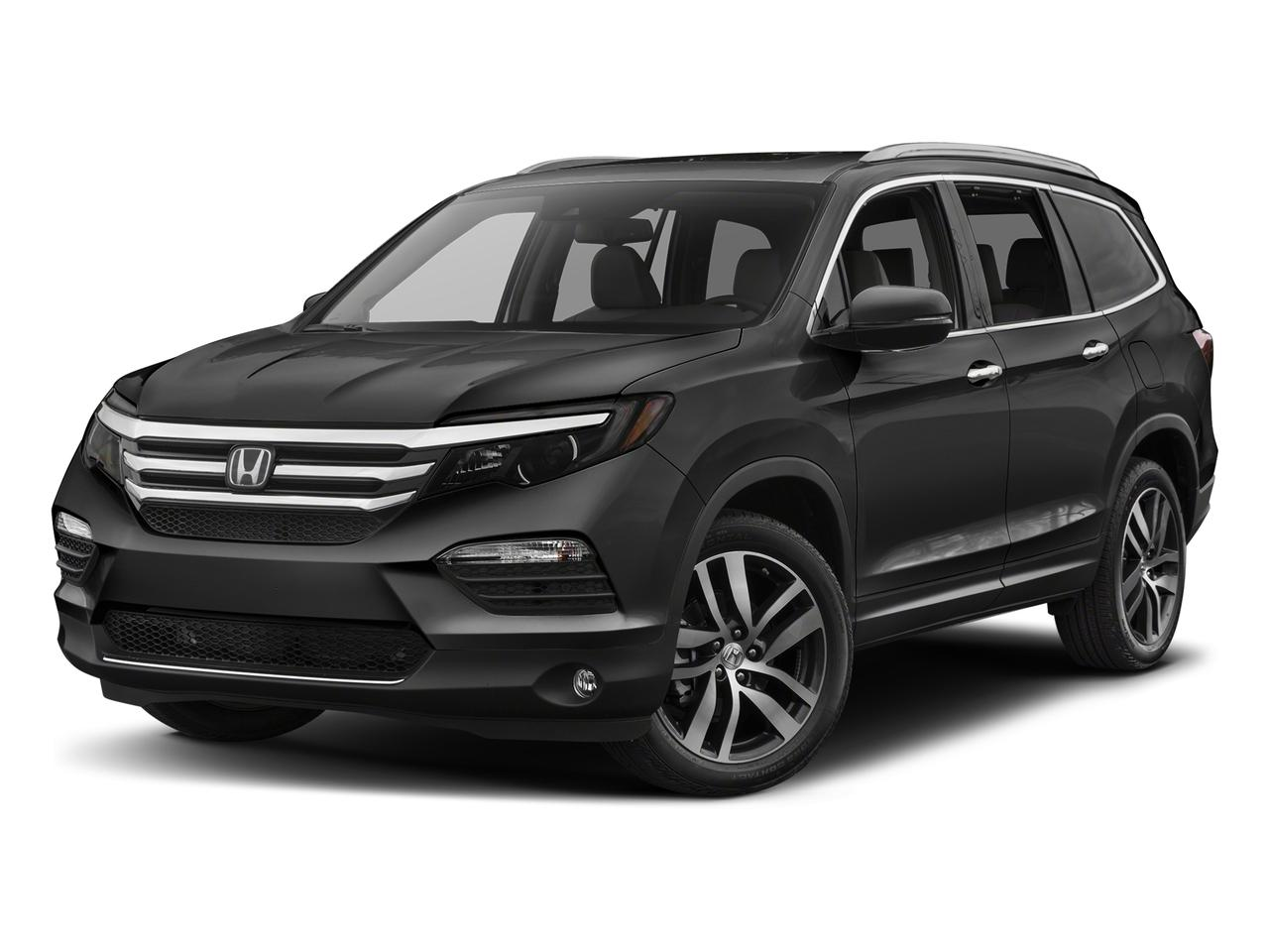 2017 Honda Pilot Vehicle Photo in Portland, OR 97225