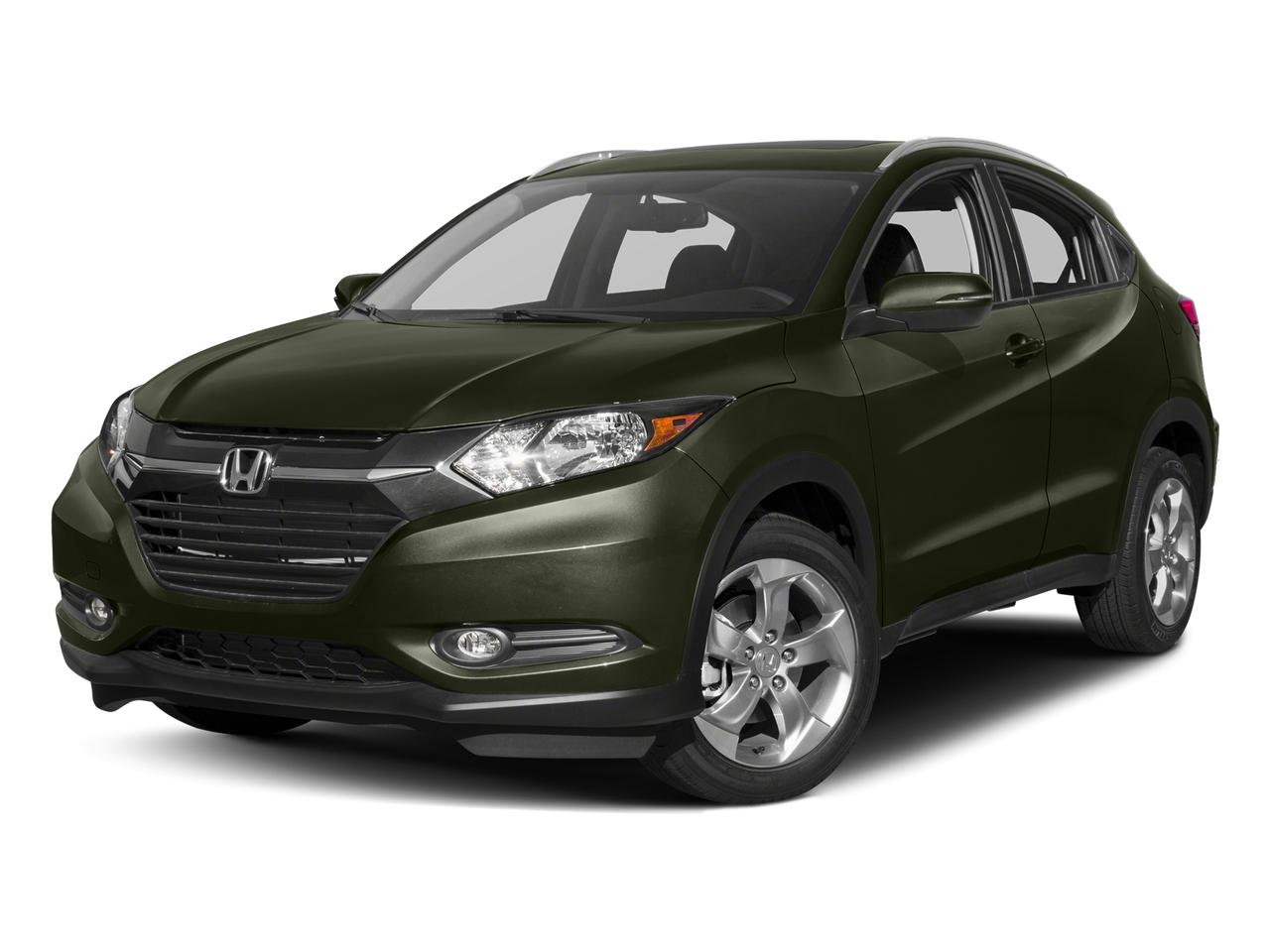 2017 Honda HR-V Vehicle Photo in Salem, VA 24153