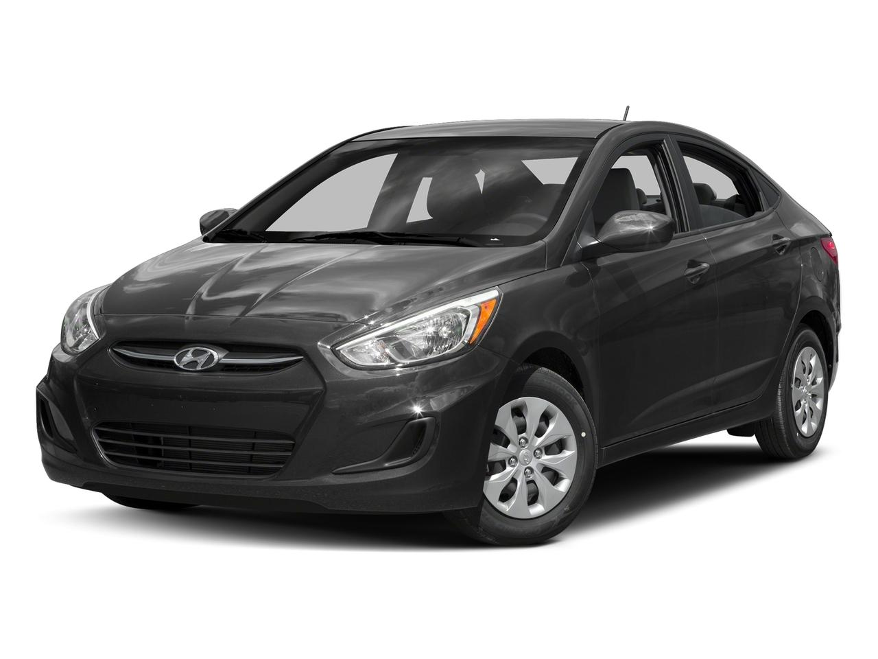 2017 Hyundai Accent Vehicle Photo in Spokane, WA 99207