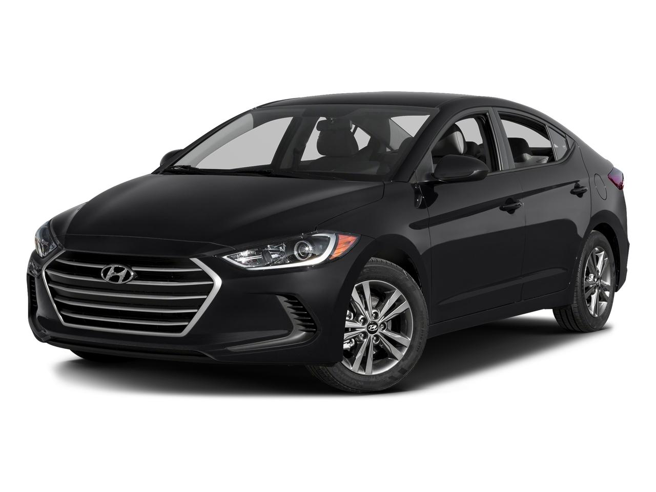 2017 Hyundai Elantra Vehicle Photo in Edinburg, TX 78539
