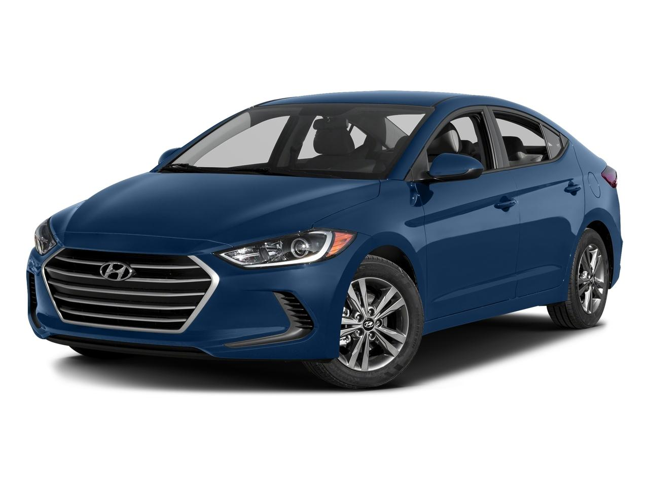 2017 Hyundai Elantra Vehicle Photo in Edinburg, TX 78542