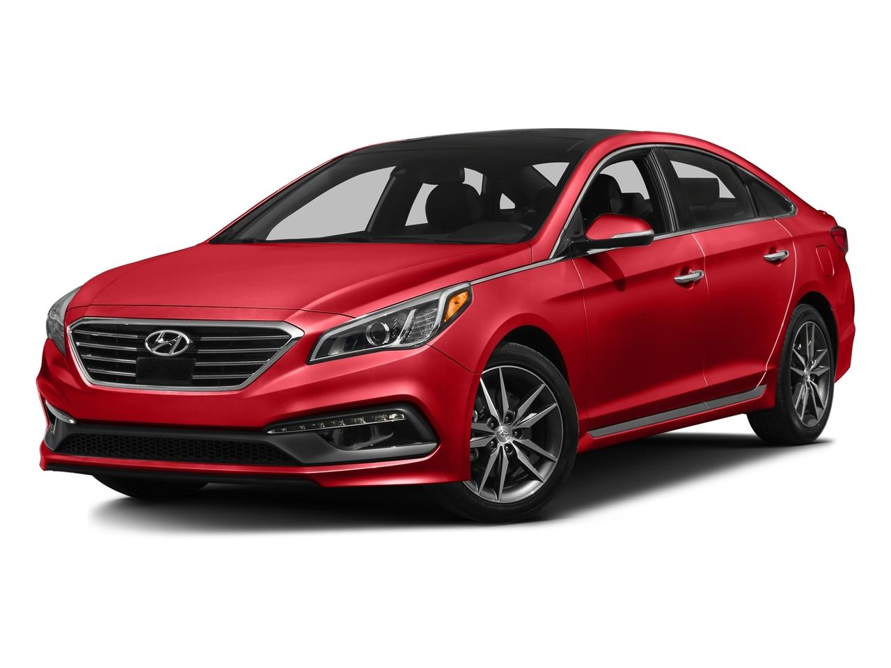 2017 Hyundai Sonata Vehicle Photo in Peoria, IL 61615