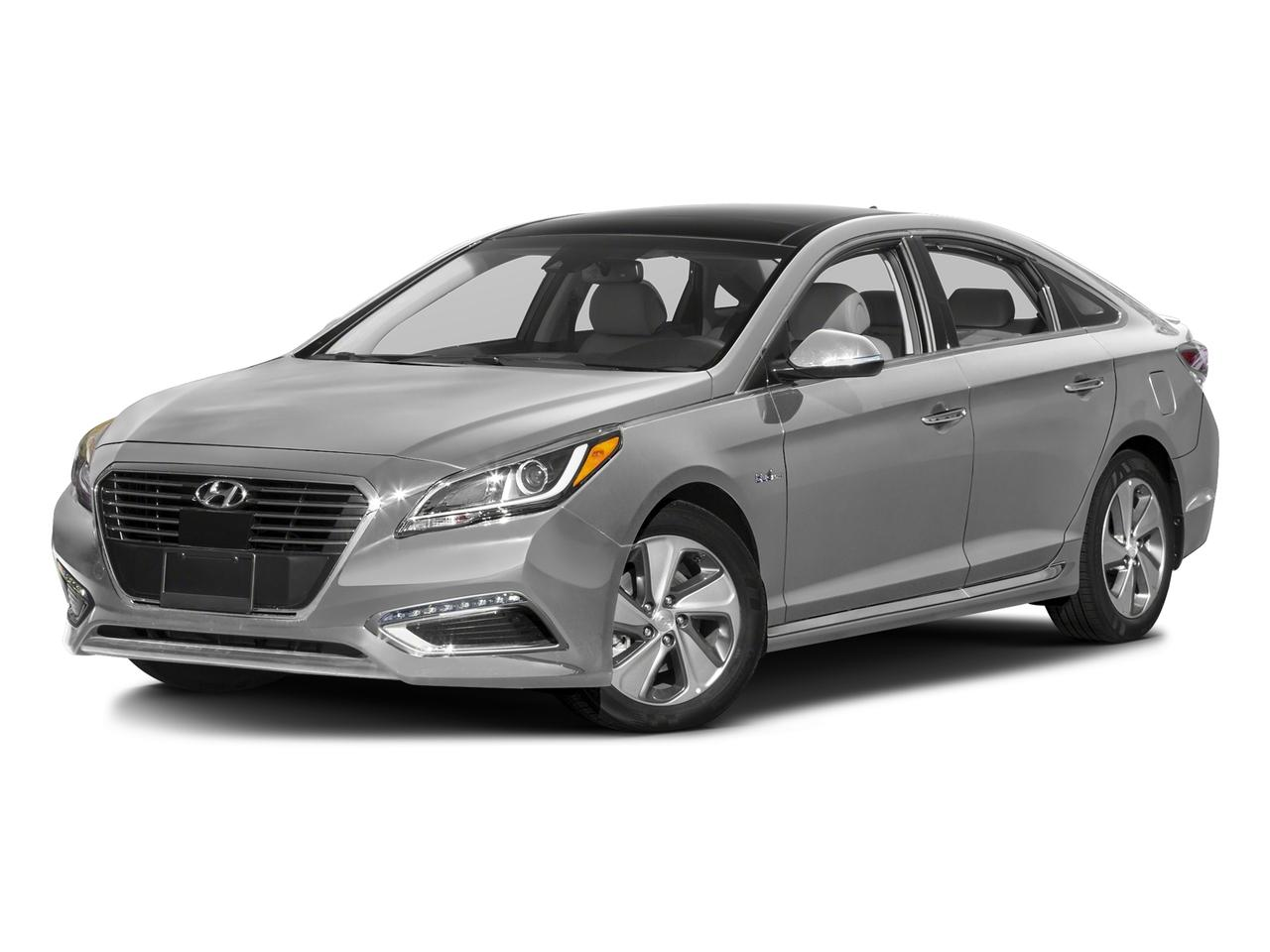 2017 Hyundai Sonata Hybrid Vehicle Photo in Peoria, IL 61615