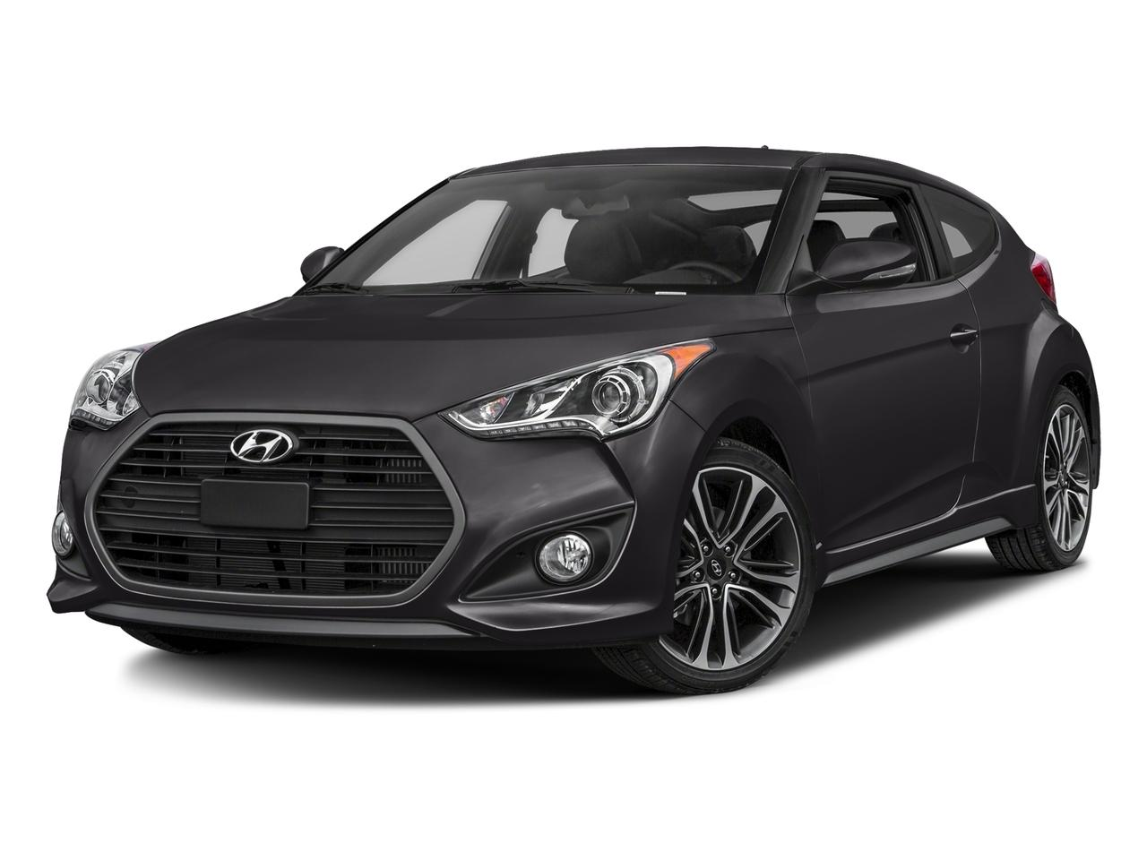 2017 Hyundai Veloster Vehicle Photo in Oklahoma City, OK 73114