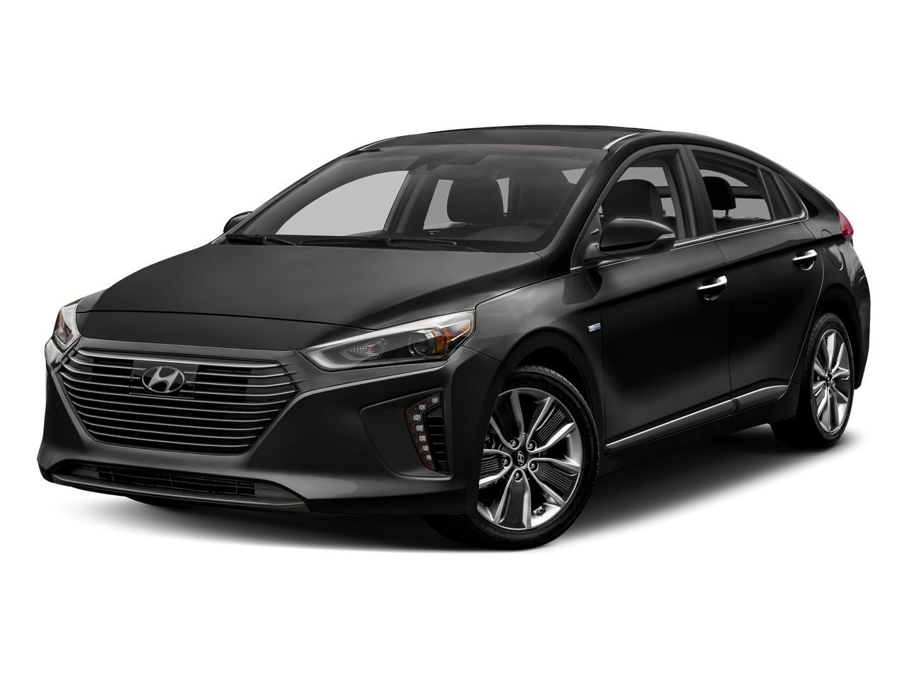 2017 Hyundai IONIQ Hybrid Vehicle Photo in McKinney, TX 75070