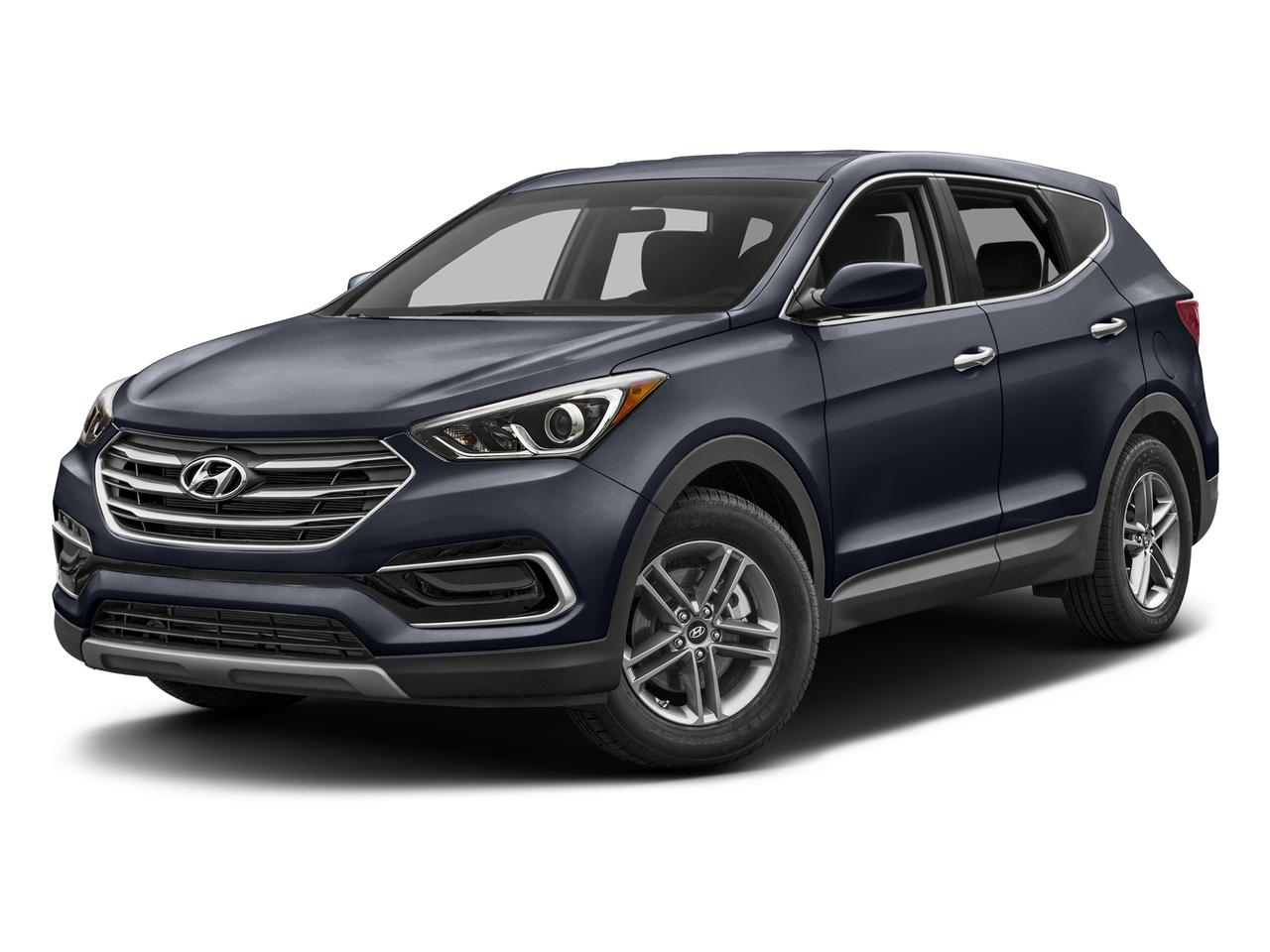 2017 Hyundai Santa Fe Sport Vehicle Photo in Joliet, IL 60586