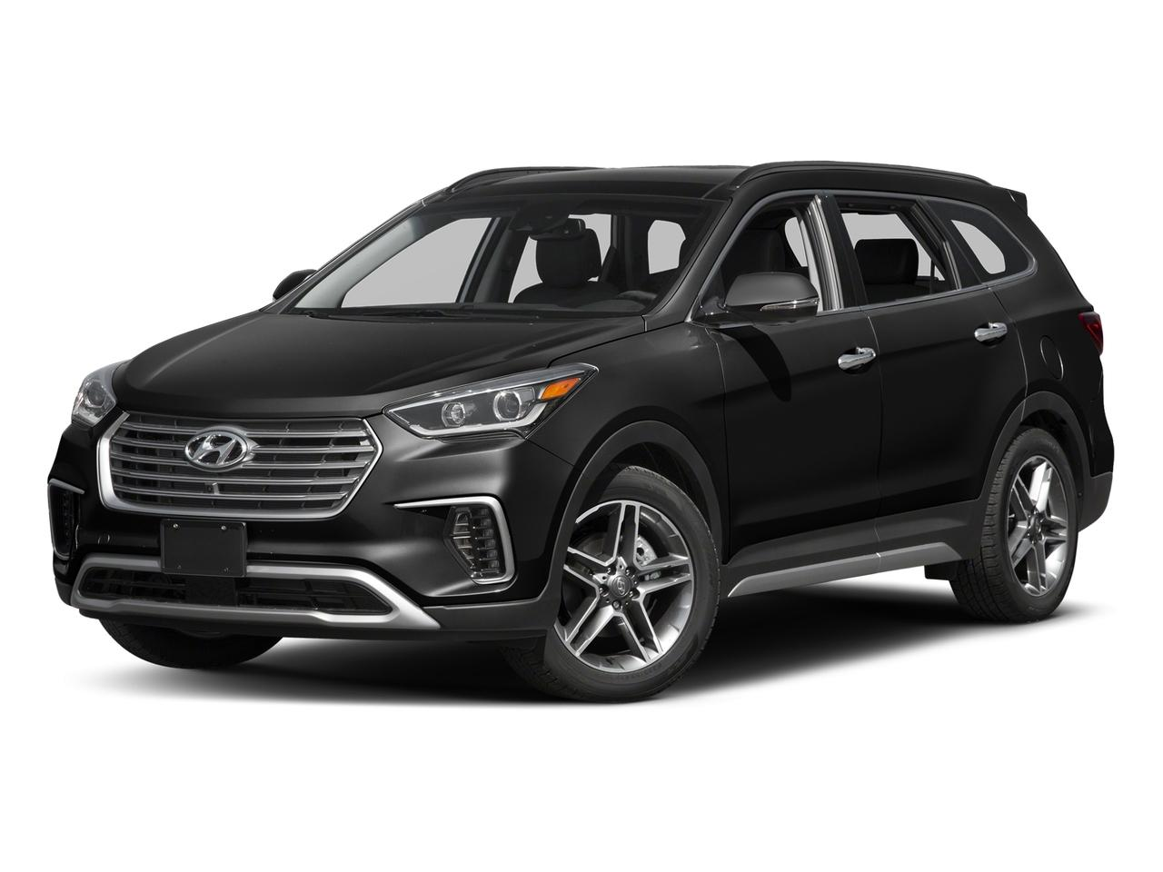 2017 Hyundai Santa Fe Vehicle Photo in Lake Bluff, IL 60044