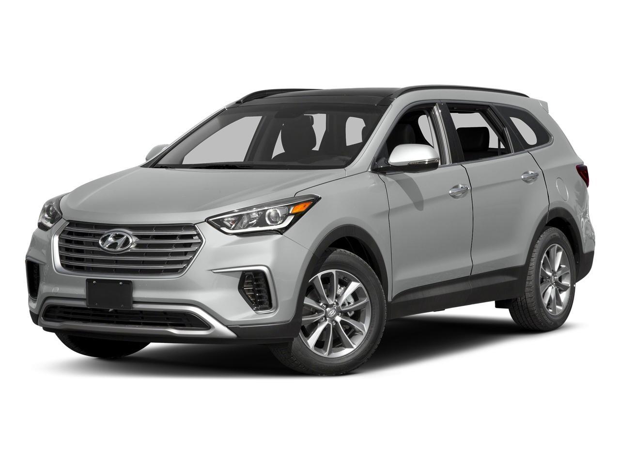 2017 Hyundai Santa Fe Vehicle Photo in San Angelo, TX 76901