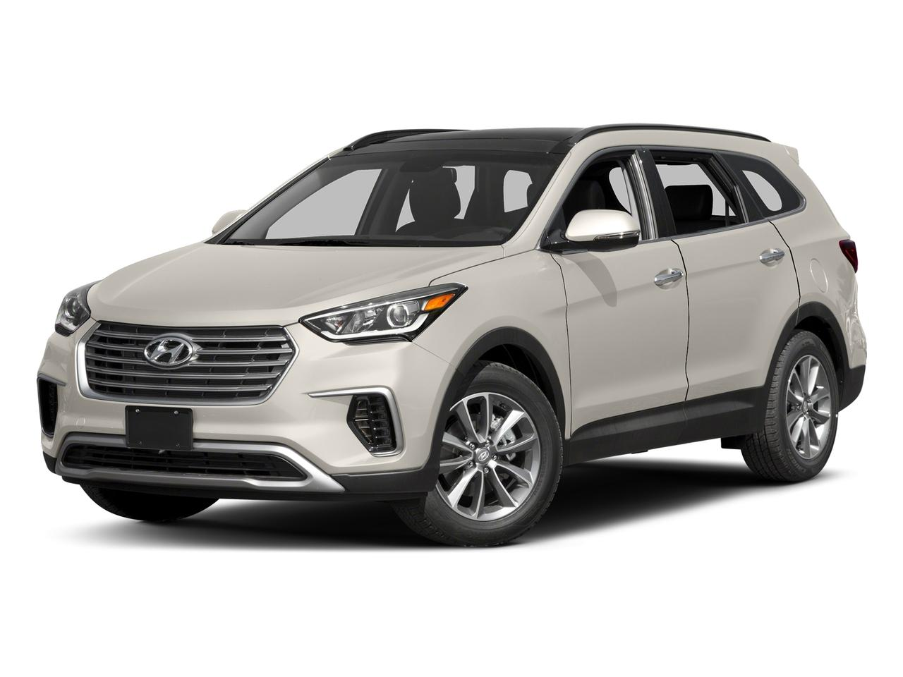 2017 Hyundai Santa Fe Vehicle Photo in El Paso, TX 79922