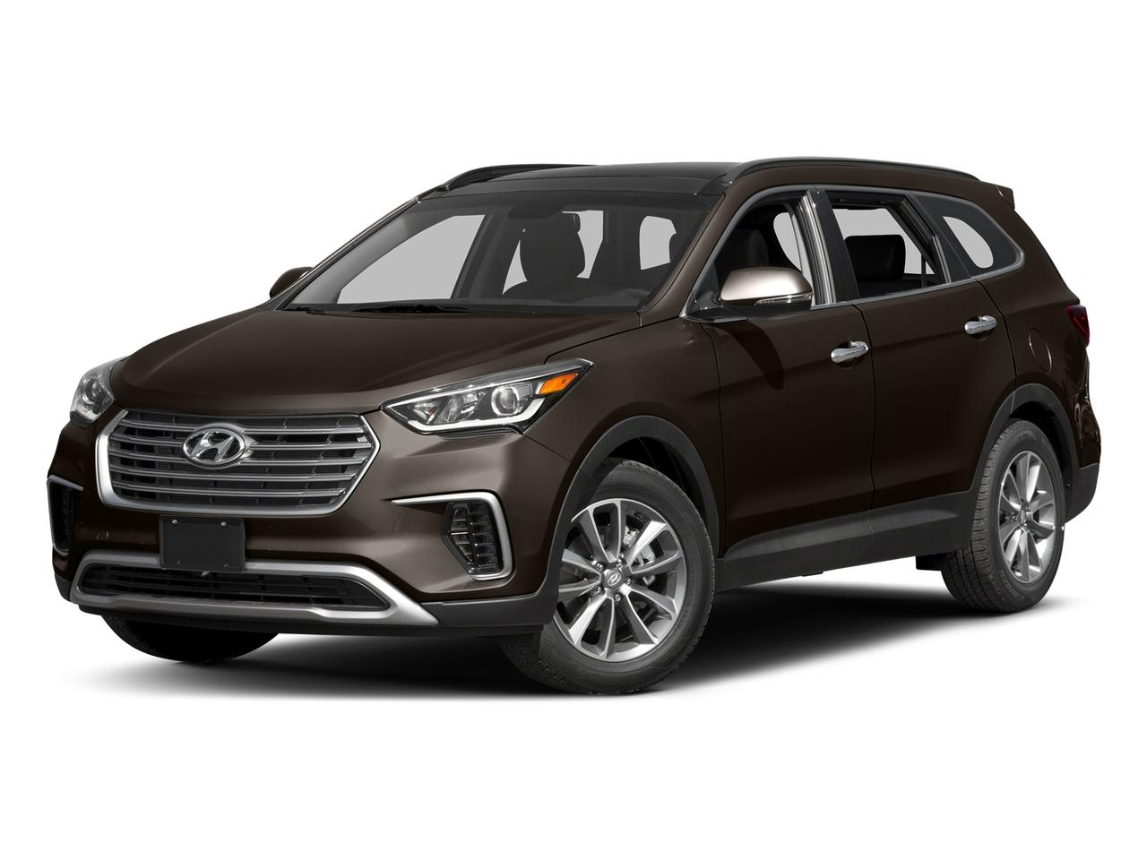 2017 Hyundai Santa Fe Vehicle Photo in Pahrump, NV 89048