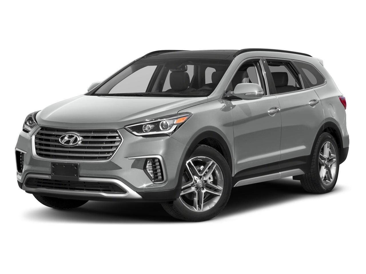 2017 Hyundai Santa Fe Vehicle Photo in Odessa, TX 79762