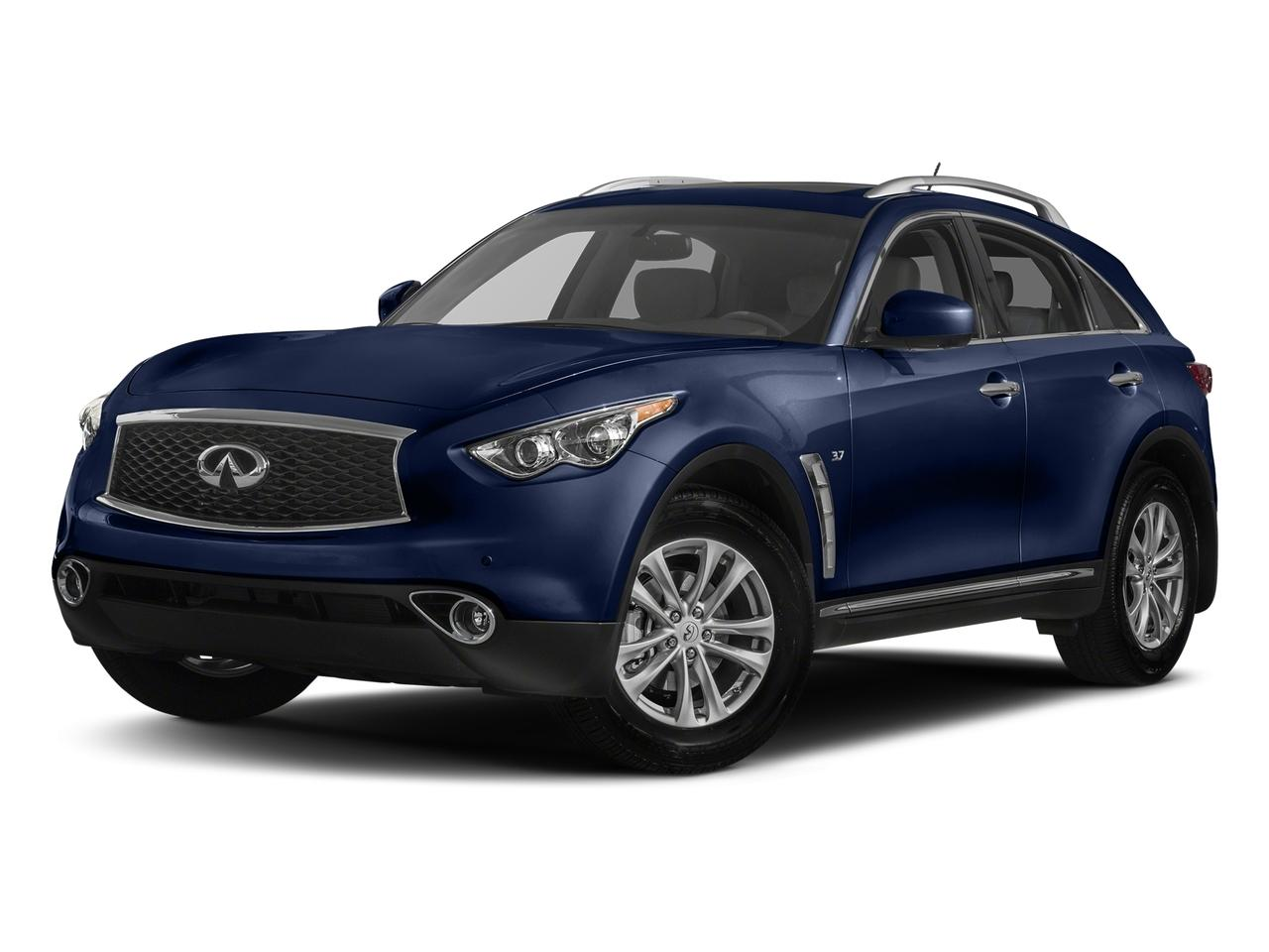 2017 INFINITI QX70 Vehicle Photo in San Antonio, TX 78230