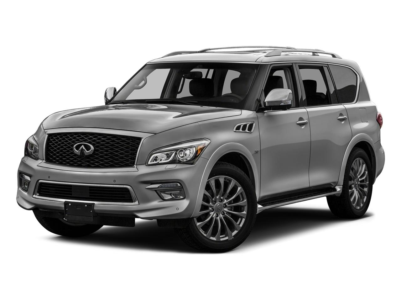 2017 INFINITI QX80 Vehicle Photo in Greeley, CO 80634