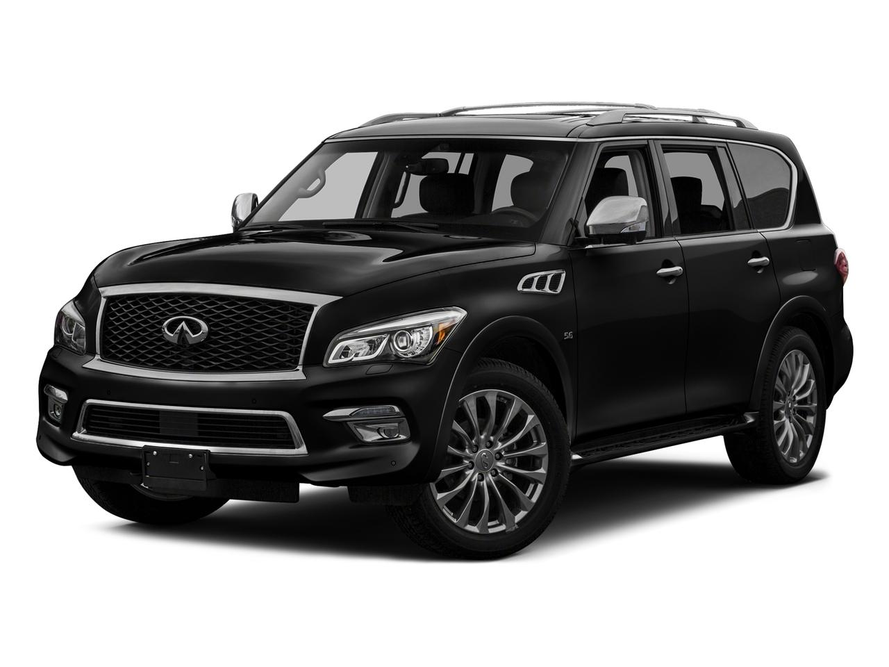 2017 INFINITI QX80 Vehicle Photo in Akron, OH 44312