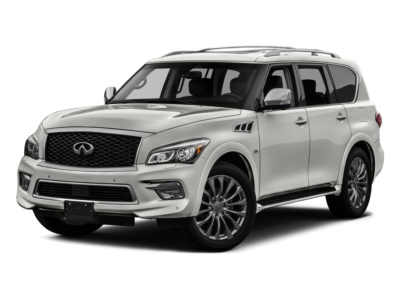 2017 INFINITI QX80 Vehicle Photo in Flemington, NJ 08822