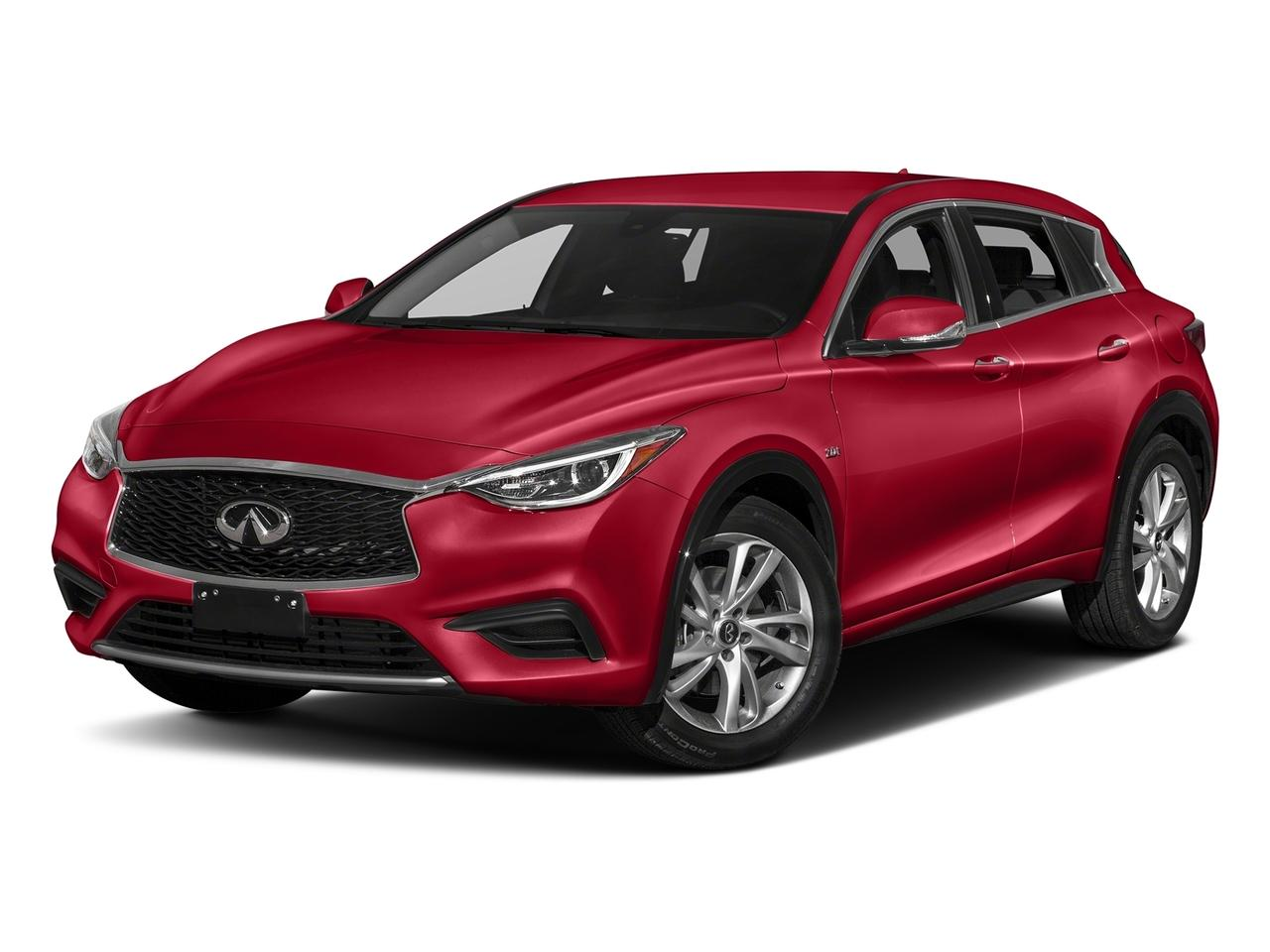2017 INFINITI QX30 Vehicle Photo in San Antonio, TX 78230