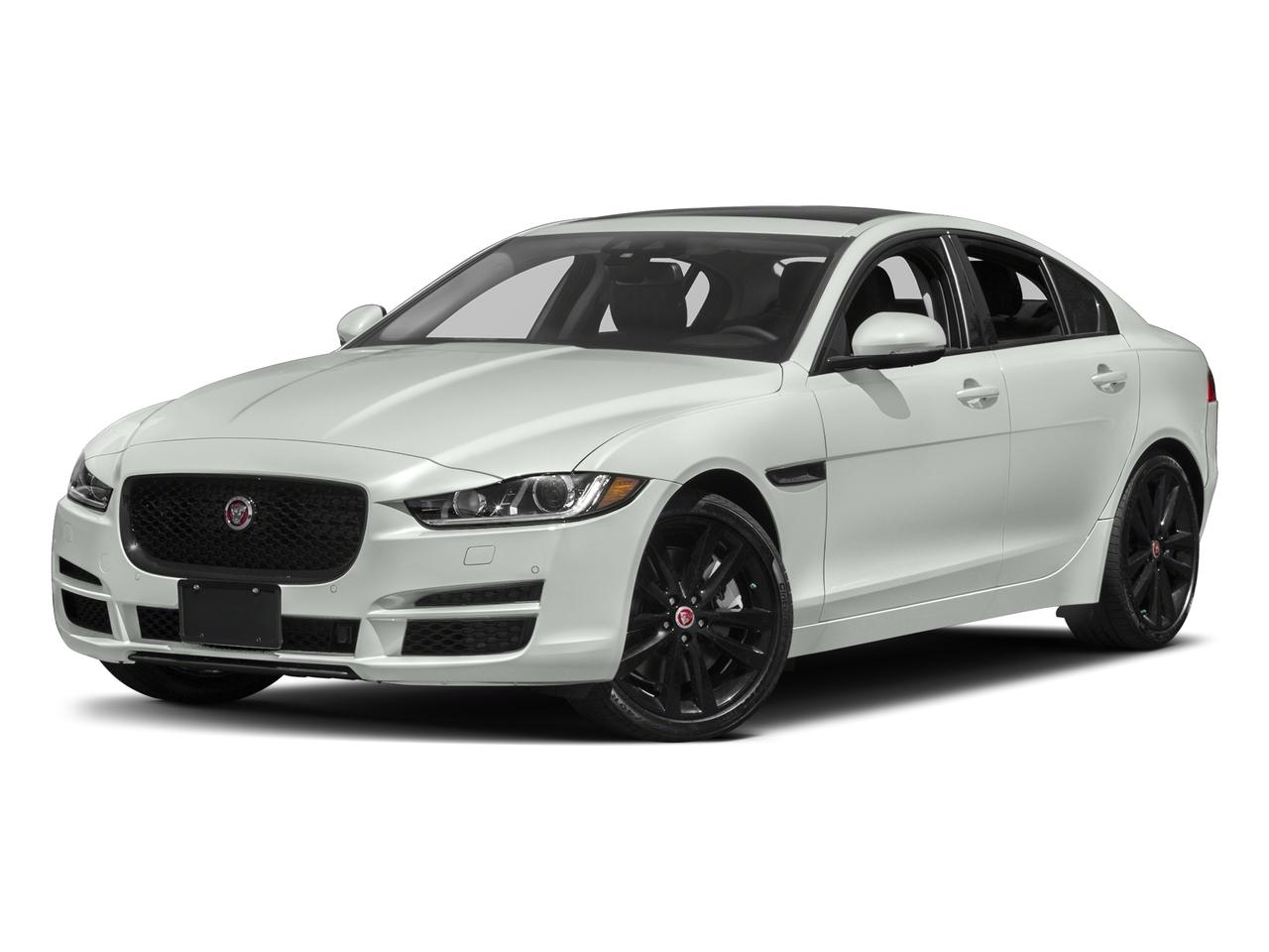 2017 Jaguar XE Vehicle Photo in Tucson, AZ 85705