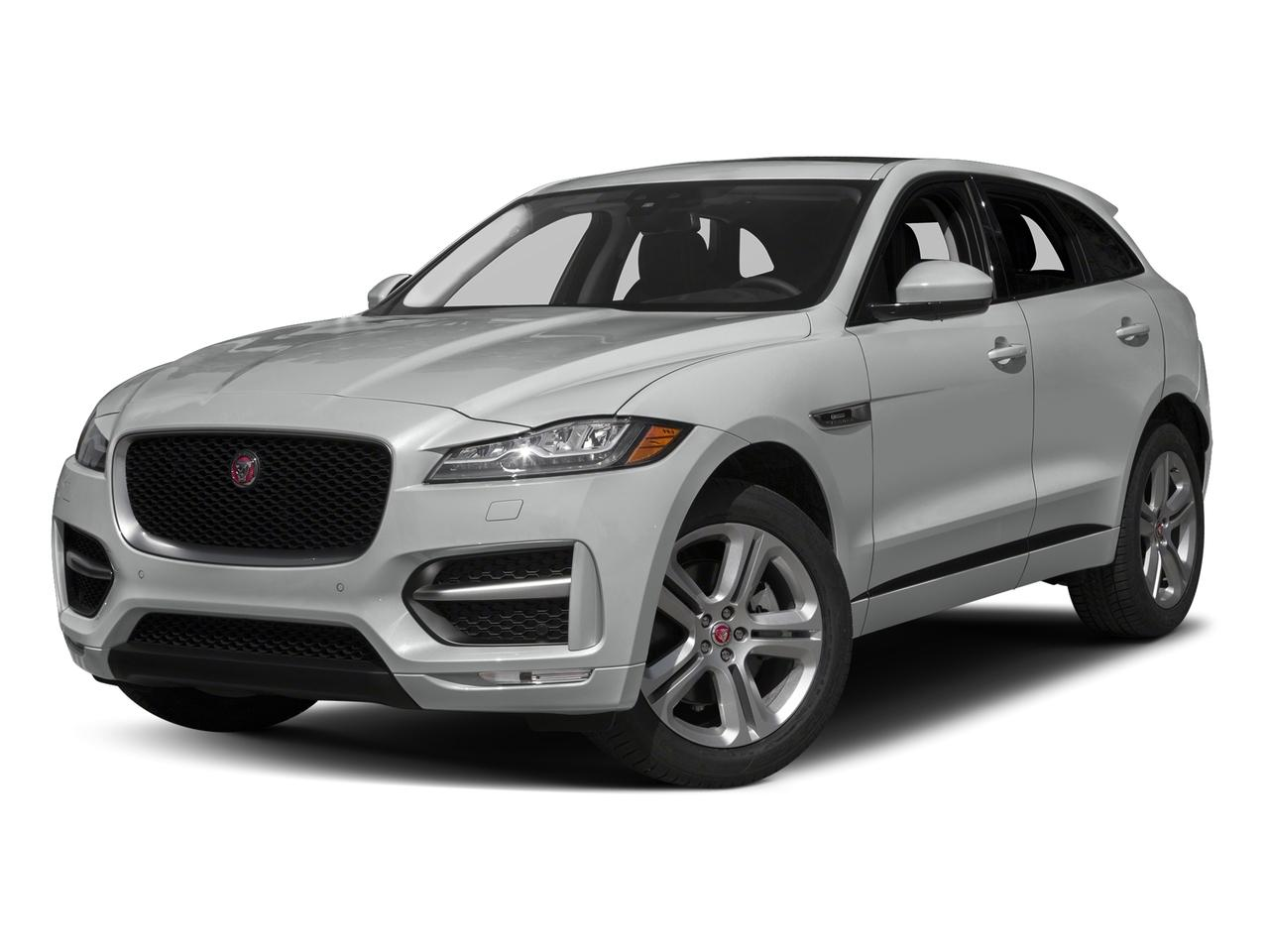 2017 Jaguar F-PACE Vehicle Photo in Austin, TX 78759