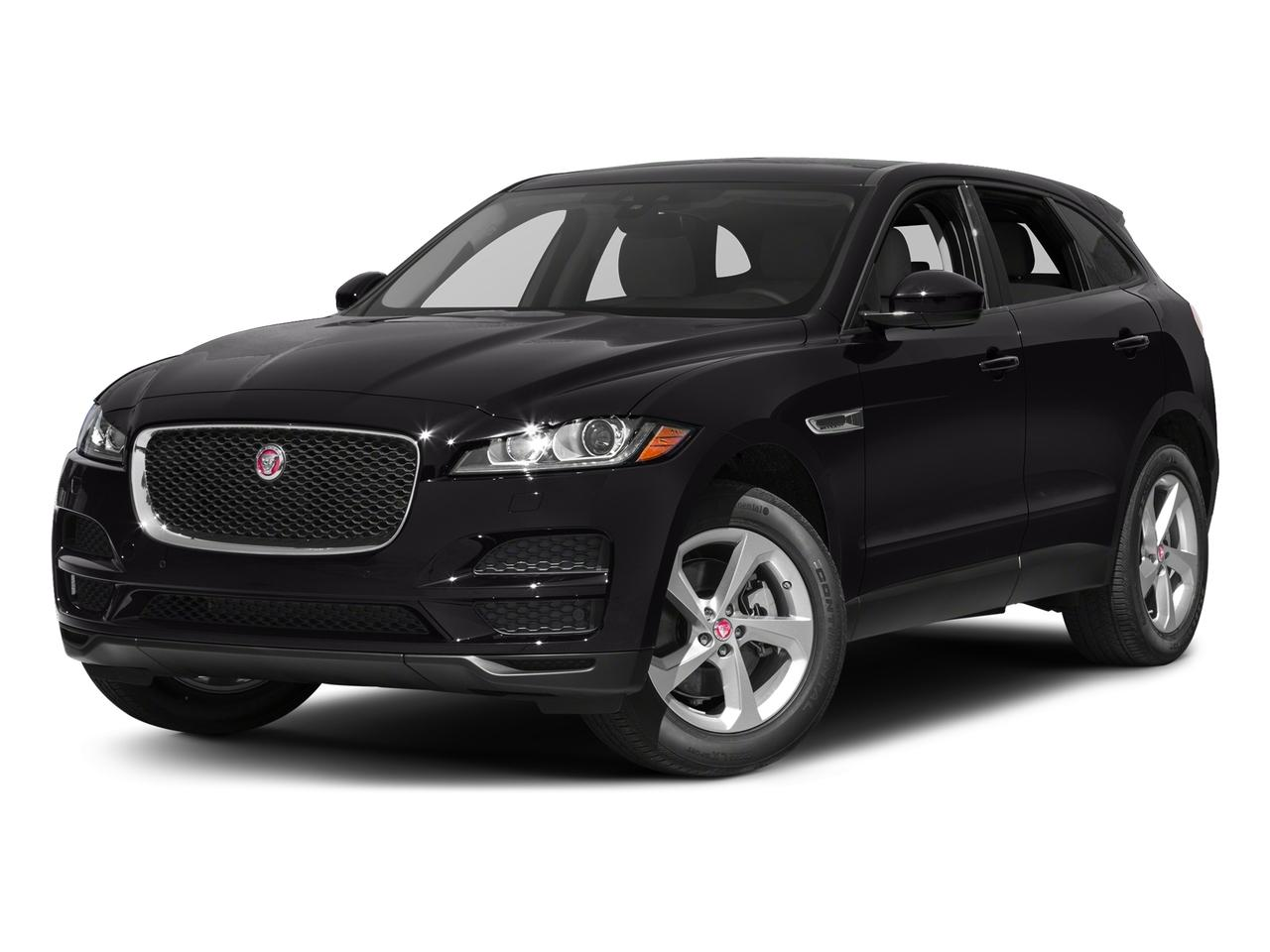 2017 Jaguar F-PACE Vehicle Photo in Stafford, TX 77477
